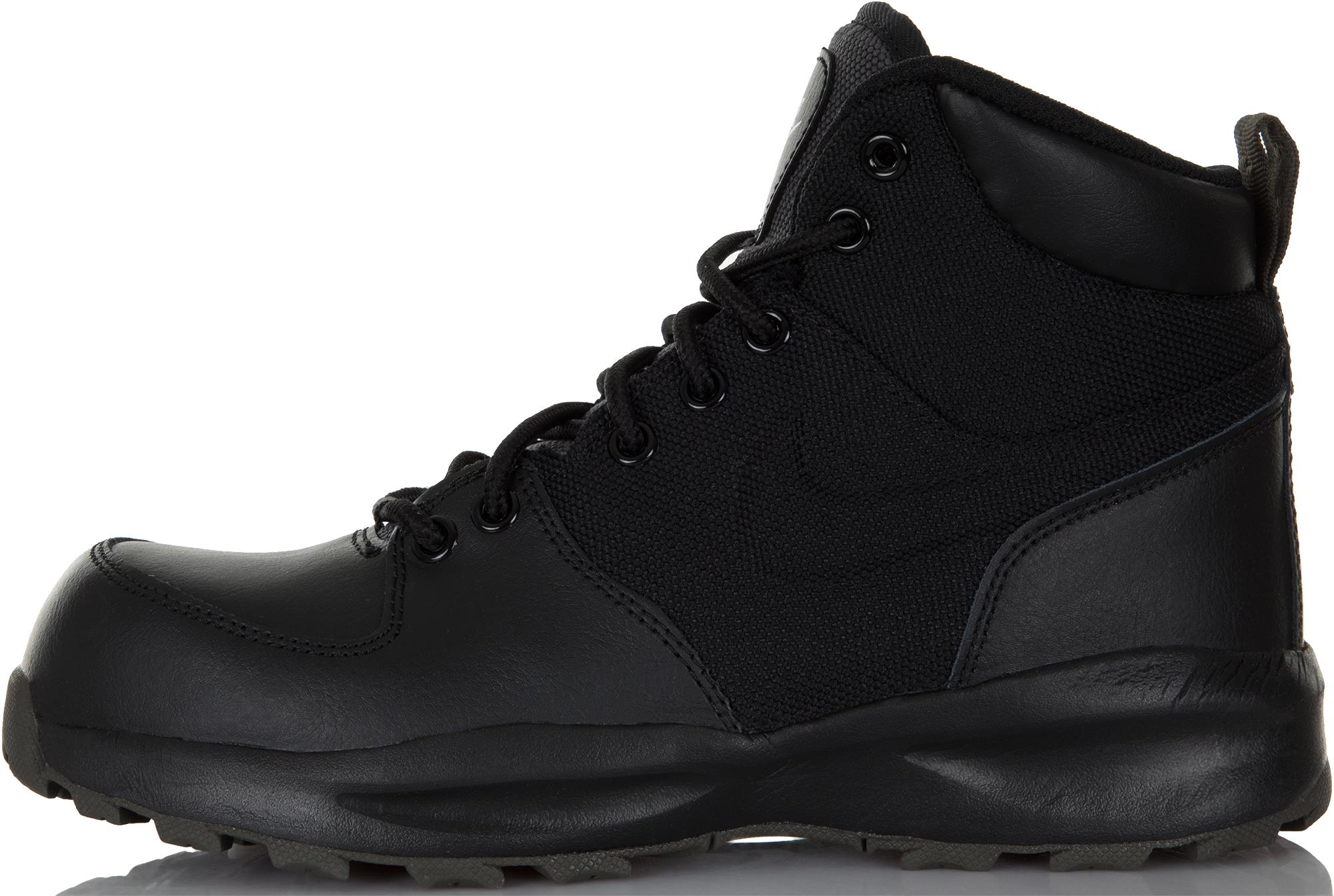 Nike Ботинки для мальчиков Nike Manoa 17 (GS), размер 37 цена 2017