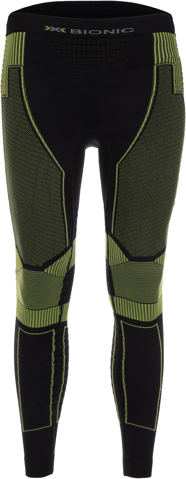 X-Bionic Тайтсы мужские X-Bionic Effector Power Ow, размер 52 цена 2017