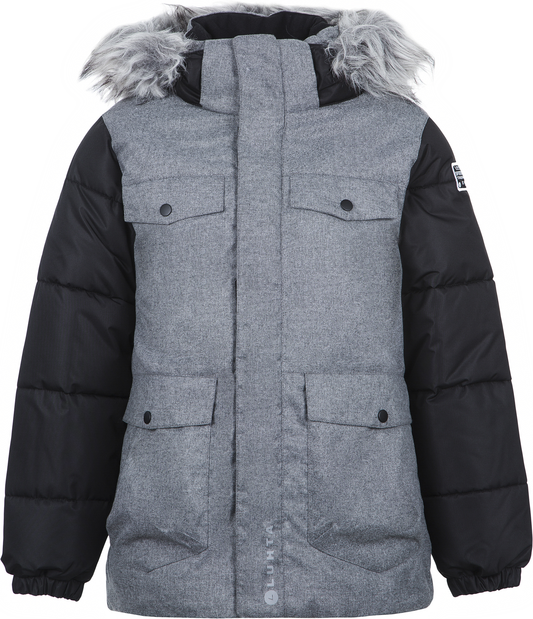 Luhta Куртка утепленная для мальчиков Lahis JR, размер 164