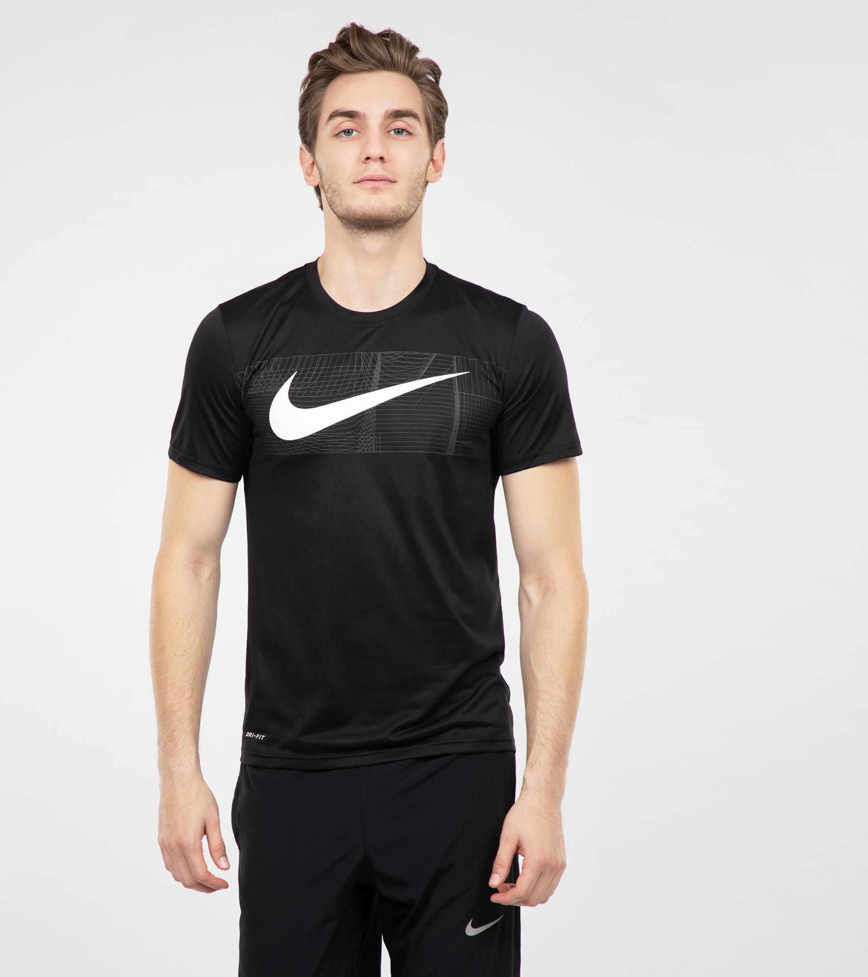 Nike Футболка мужская Dry, размер 52-54