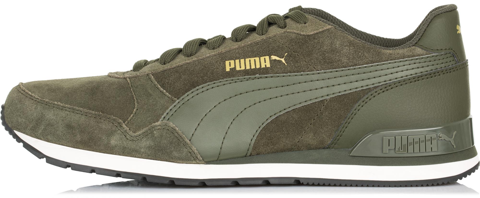 Puma Кроссовки мужские  ST Runner v2 Sd, размер 46