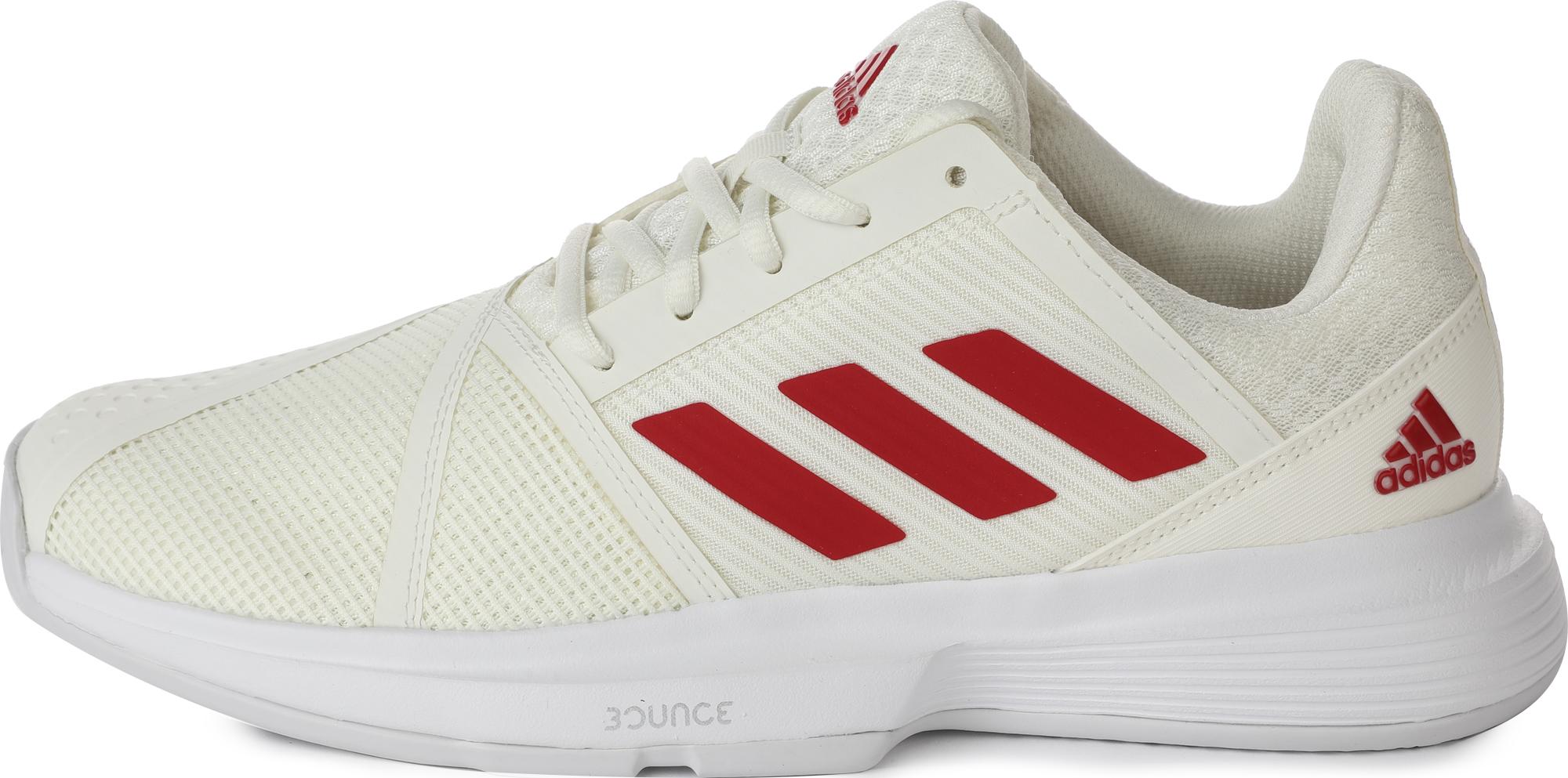 Adidas Кроссовки женские для тенниса Adidas CourtJam Bounce, размер 38.5 кроссовки adidas кроссовки