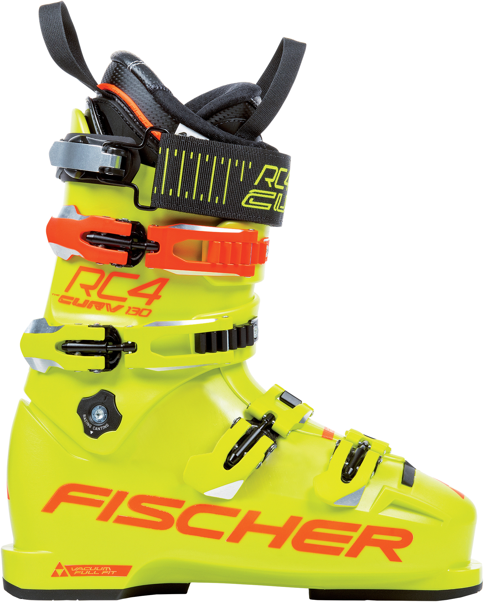 Fischer Ботинки горнолыжные Rc4 Curv 130 Vacuum Full Fit, размер 45