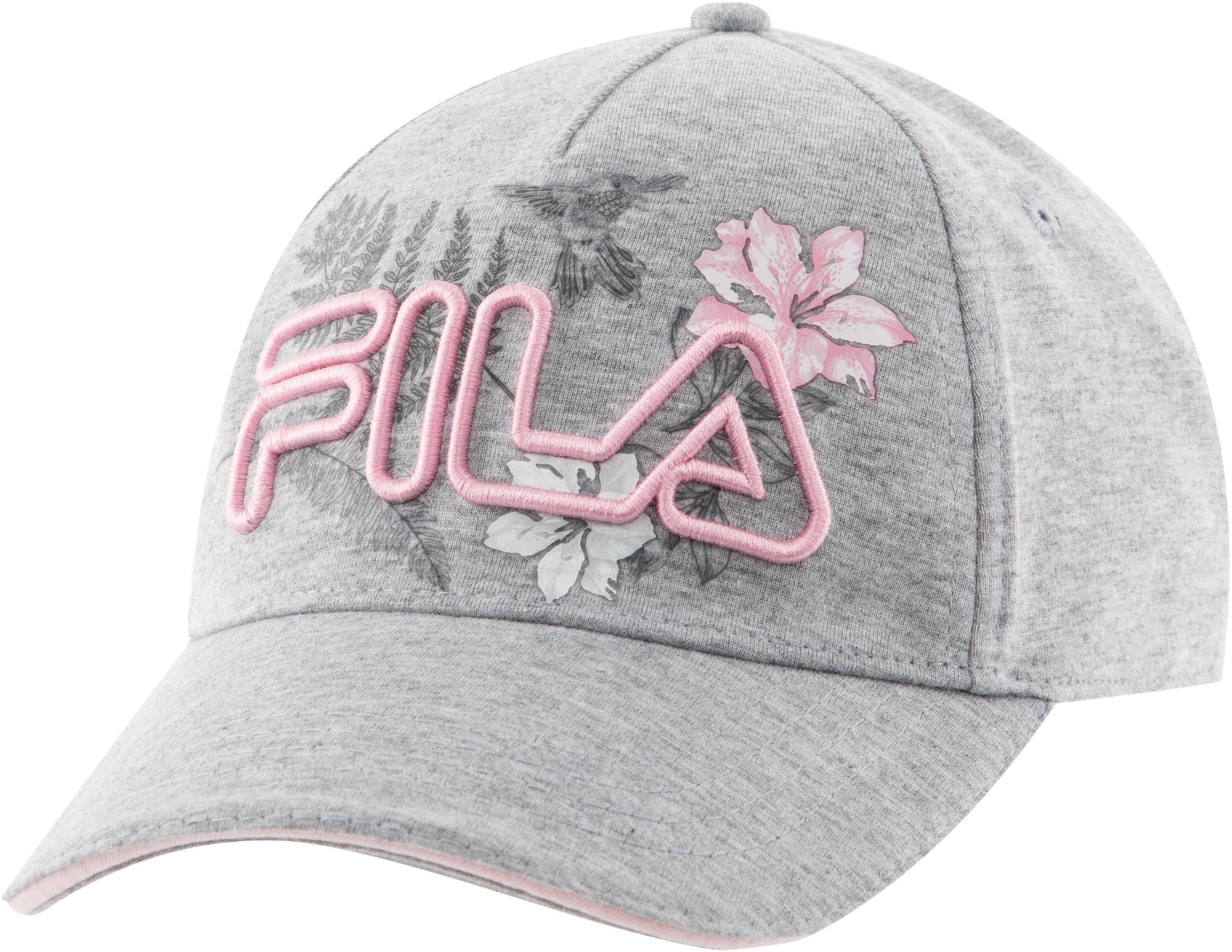 Fila Бейсболка для девочек Fila, размер 54