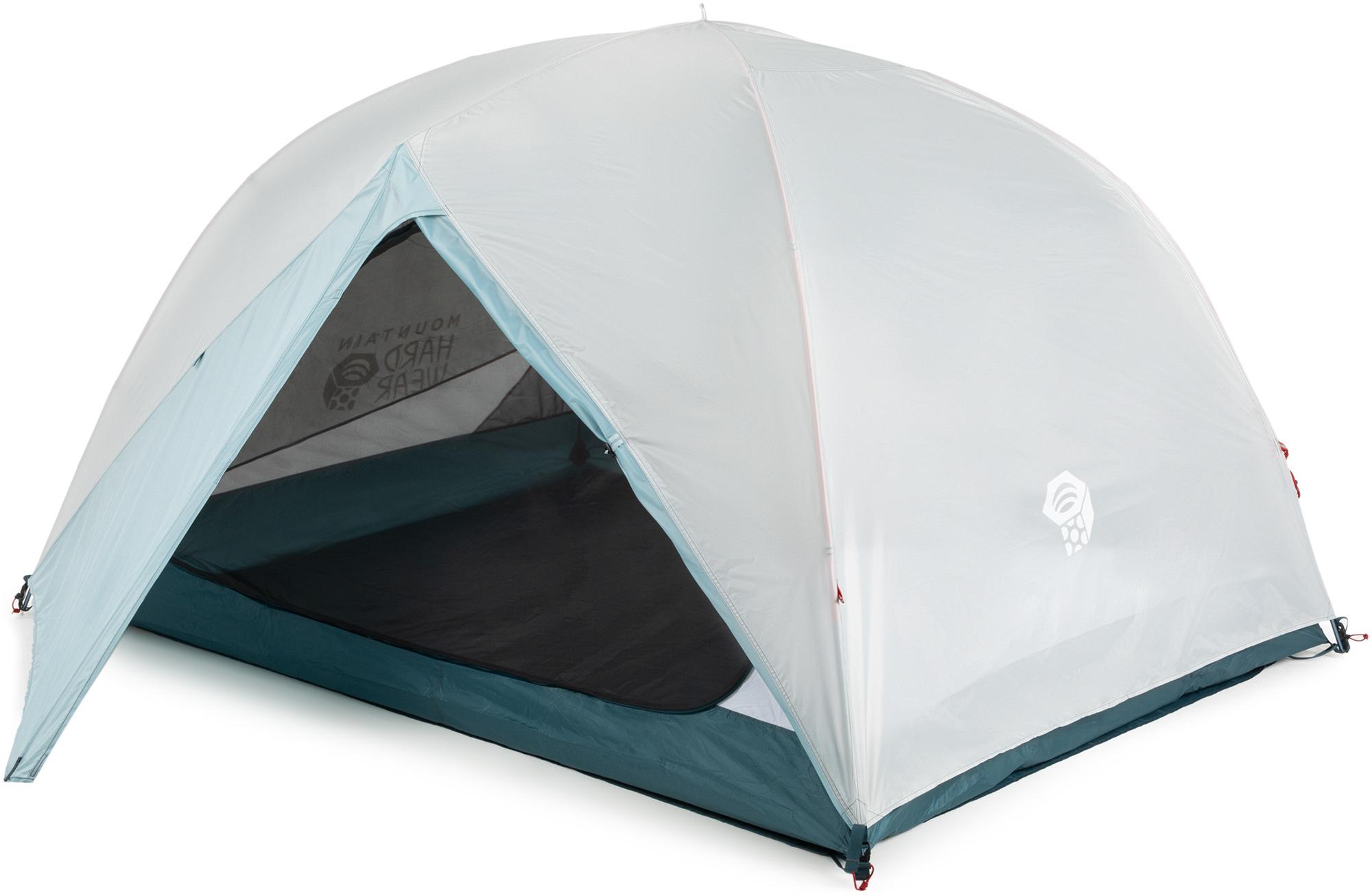 Фото - Mountain Hardwear Палатка 3-местная Mountain Hardwear Mineral King 3 палатка greenhouse fct 32 трехместная