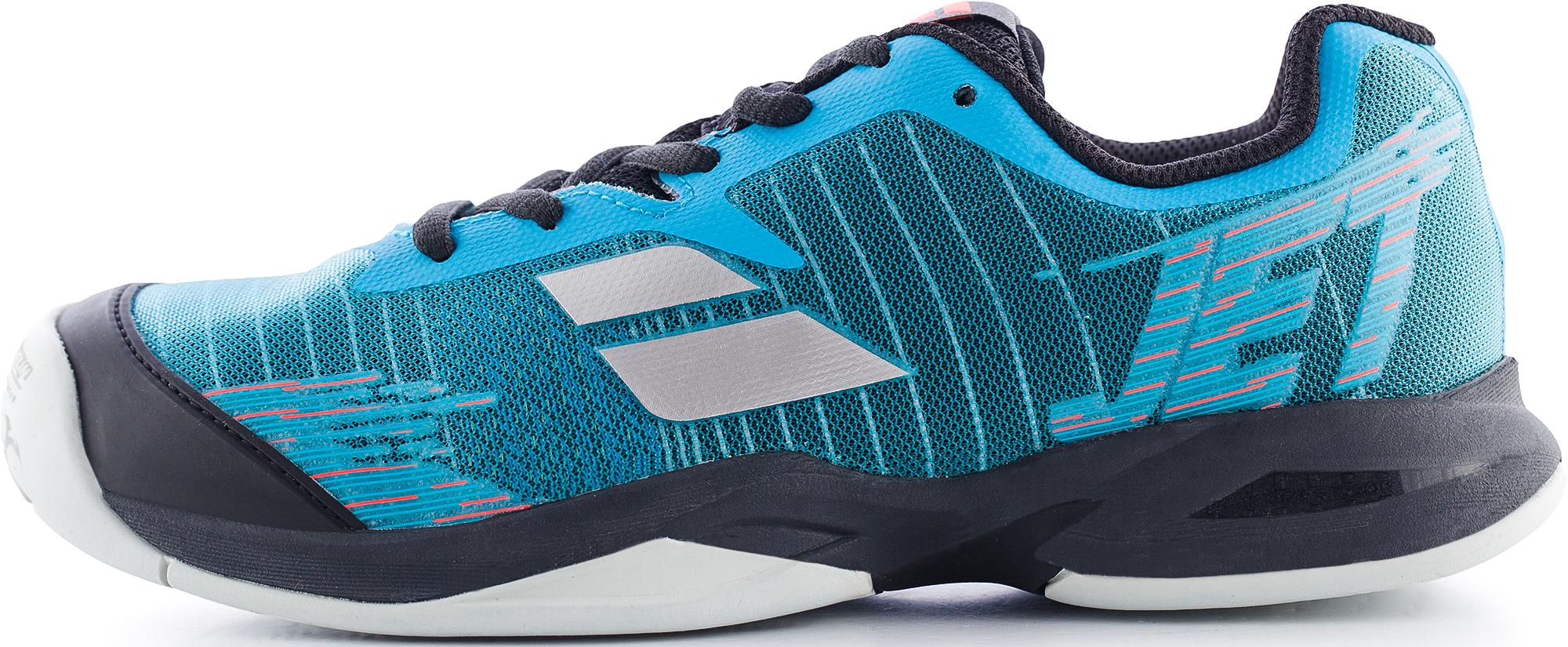 Babolat Кроссовки для мальчиков Babolat Jet All Court, размер 38,5 кроссовки мужские adidas all court цвет белый bb9926 размер 7 39