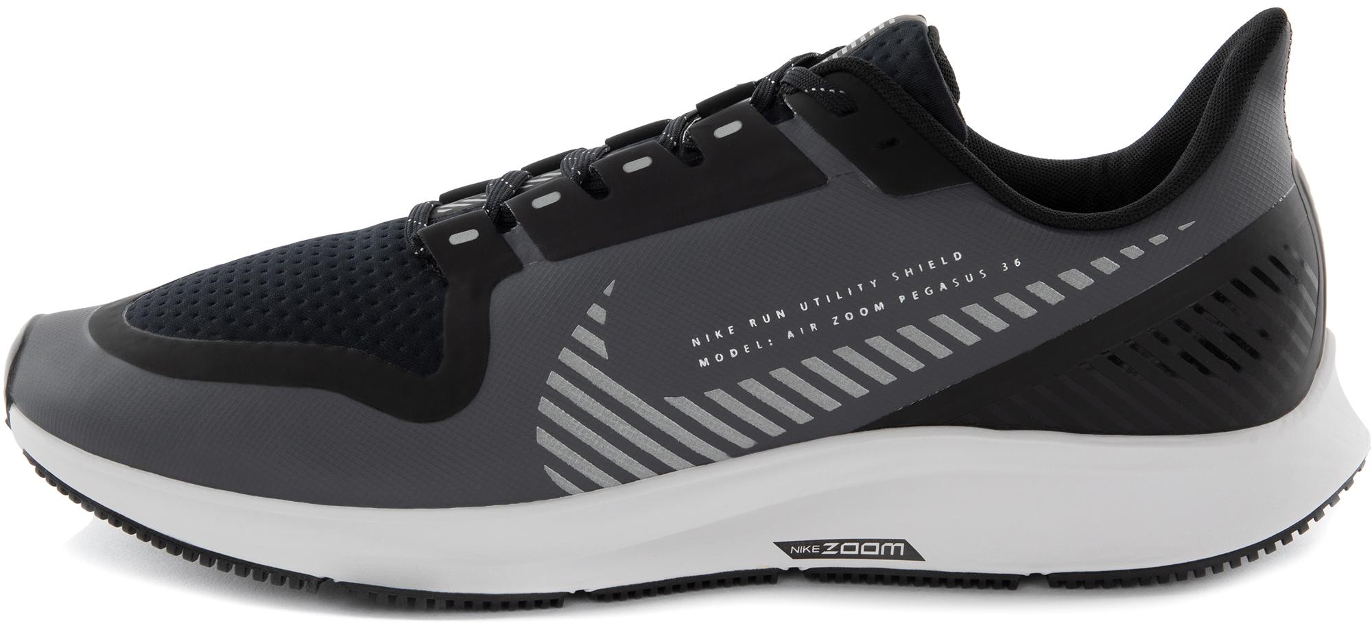 Nike Кроссовки мужские Nike Zoom Pegasus 36 Shield, размер 45 цена