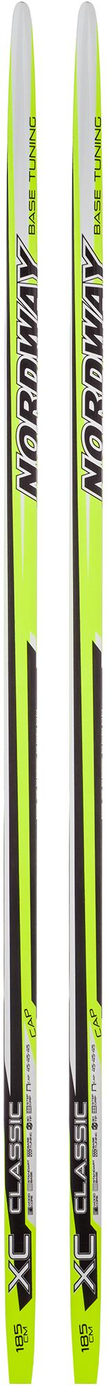 Nordway Беговые лыжи Nordway XC Classic лыжи беговые tisa top universal с креплением цвет желтый белый черный рост 182 см