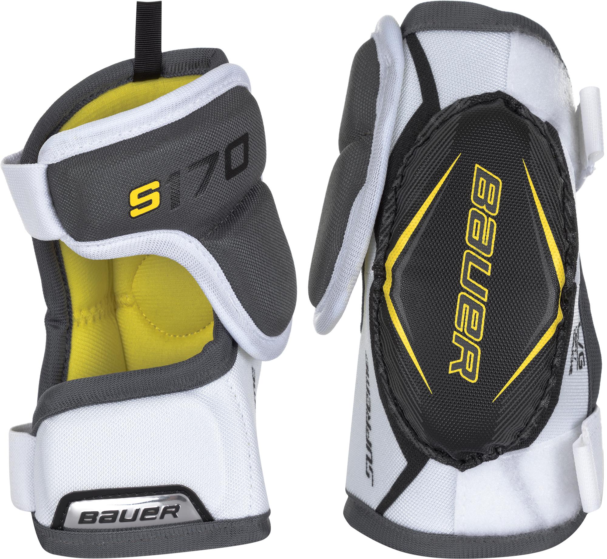 цена на Bauer Налокотник защитный хоккейный детский Bauer SUPREME S170
