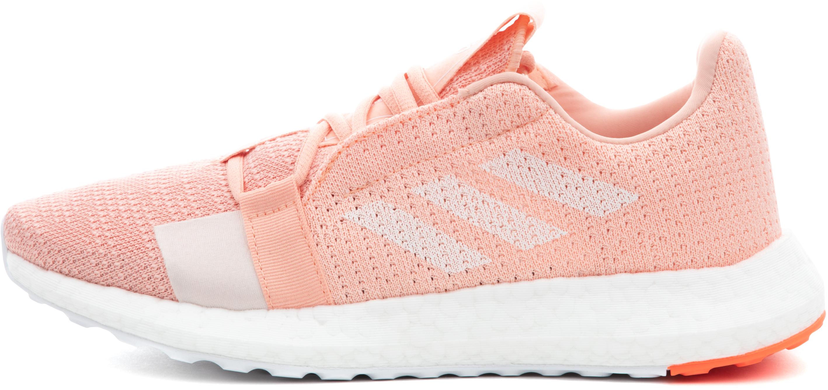 Adidas Кроссовки женские Adidas Senseboost Go, размер 38,5 кроссовки adidas zx flux ild47
