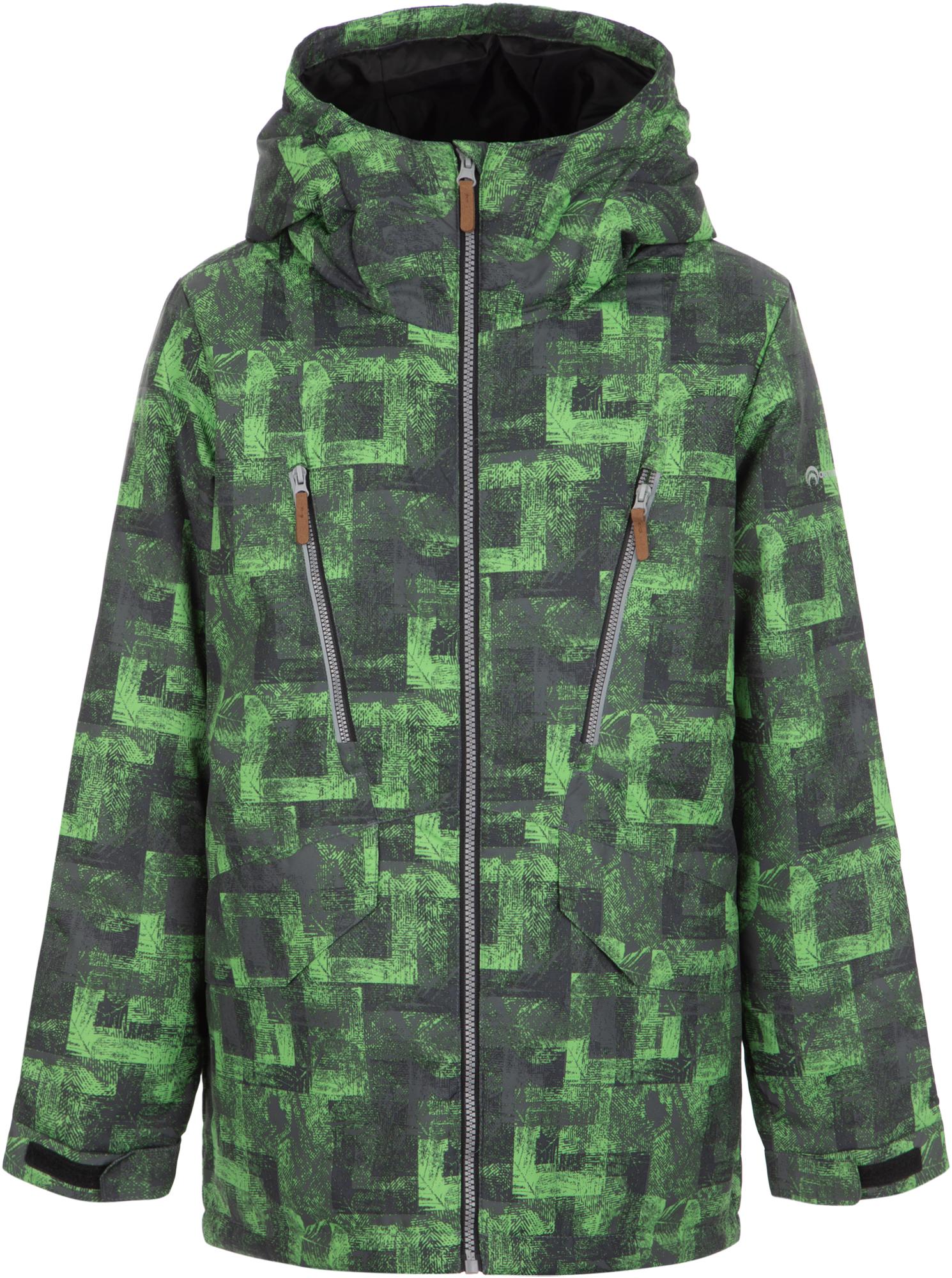 Outventure Куртка утепленная для мальчиков Outventure, размер 170 куртка женская oodji ultra цвет бежевый 10304291 19781 3300n размер 34 170 40 170