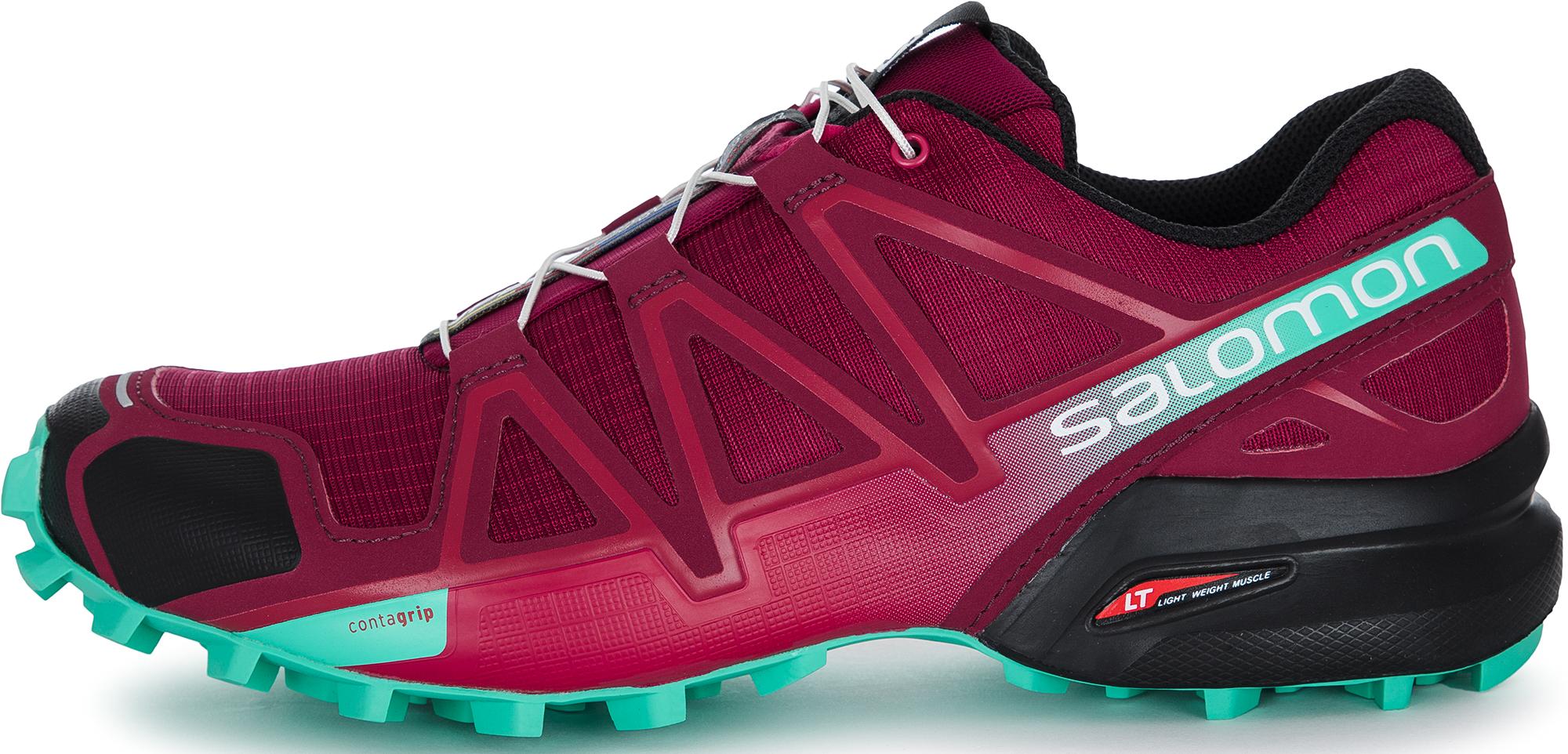 Salomon Кроссовки женские Salomon Speedcross 4, размер 40