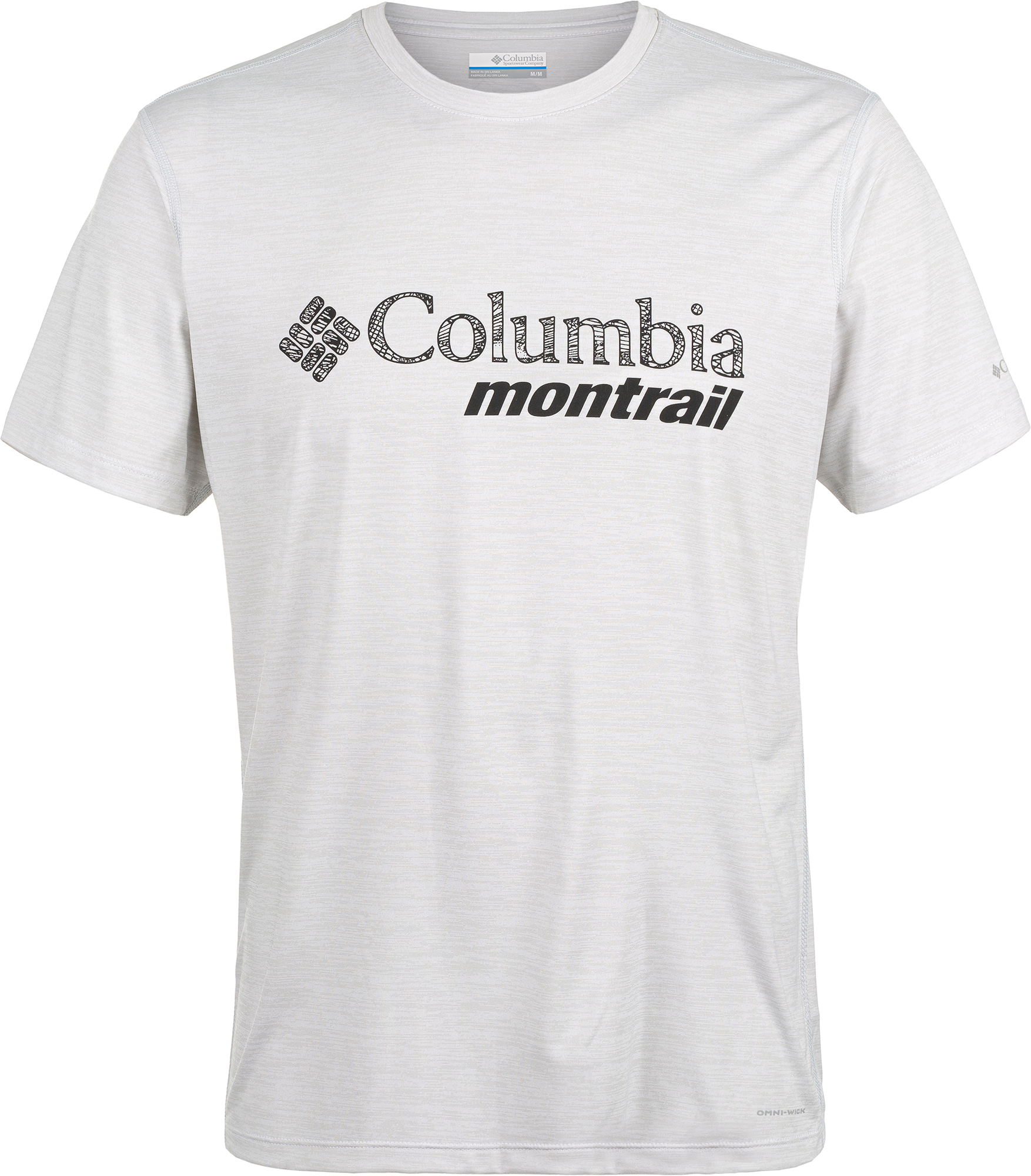 Columbia Футболка мужская Columbia Trinity Trail, размер 54 цена