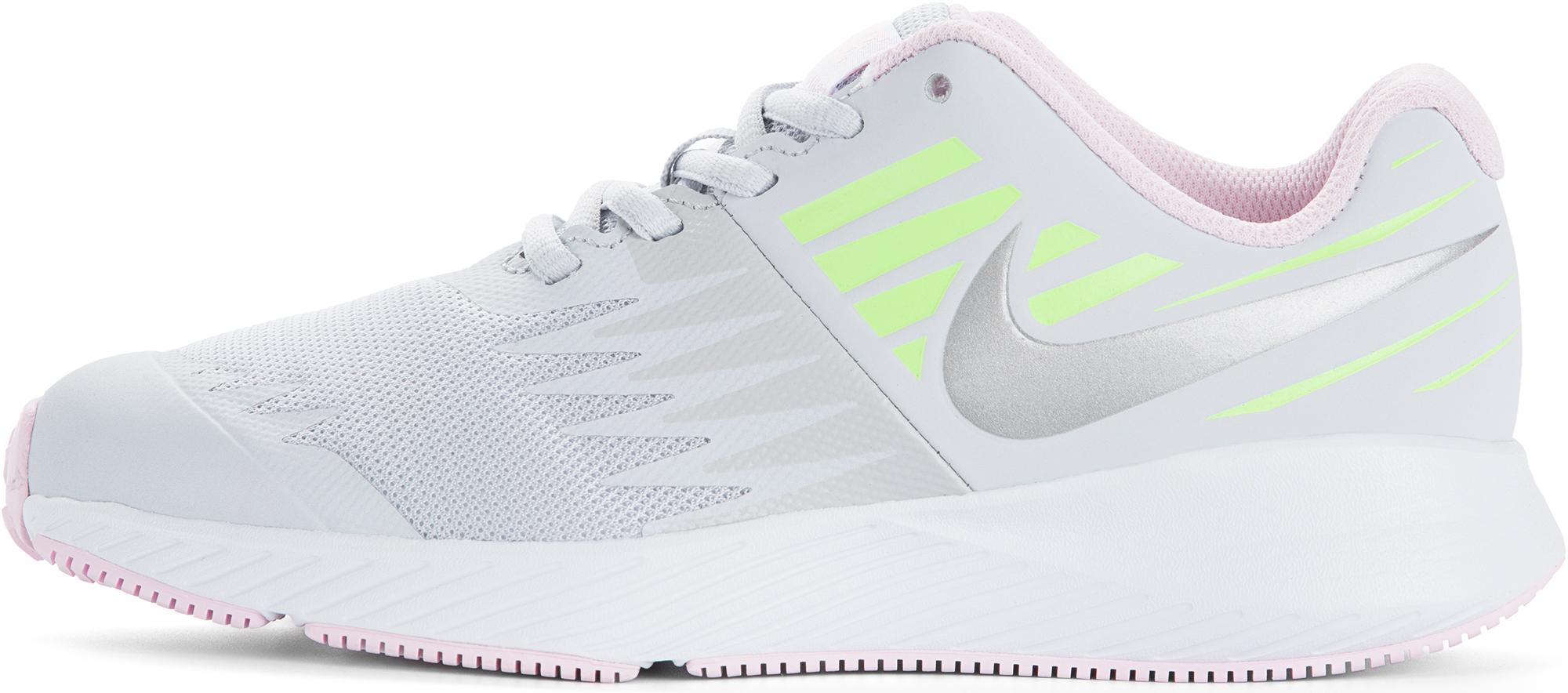 купить Nike Кроссовки для девочек Nike Star Runner, размер 37,5 по цене 2999 рублей