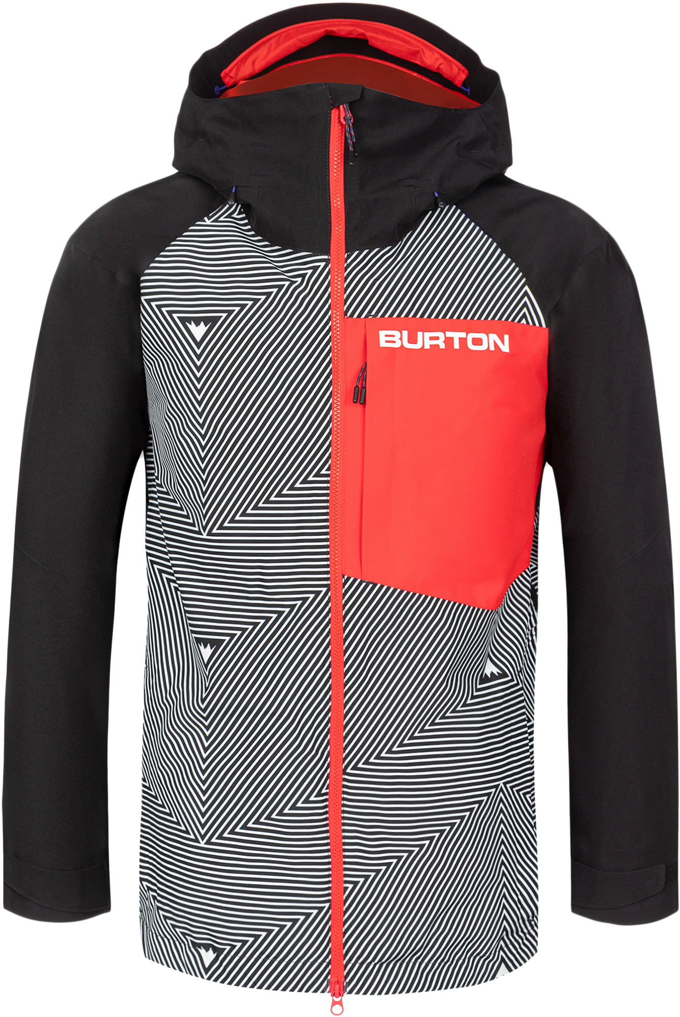 Burton Куртка утепленная мужская Burton Gore-Tex Radial, размер 46-48 burton куртка утепленная женская burton minturn размер 48 50
