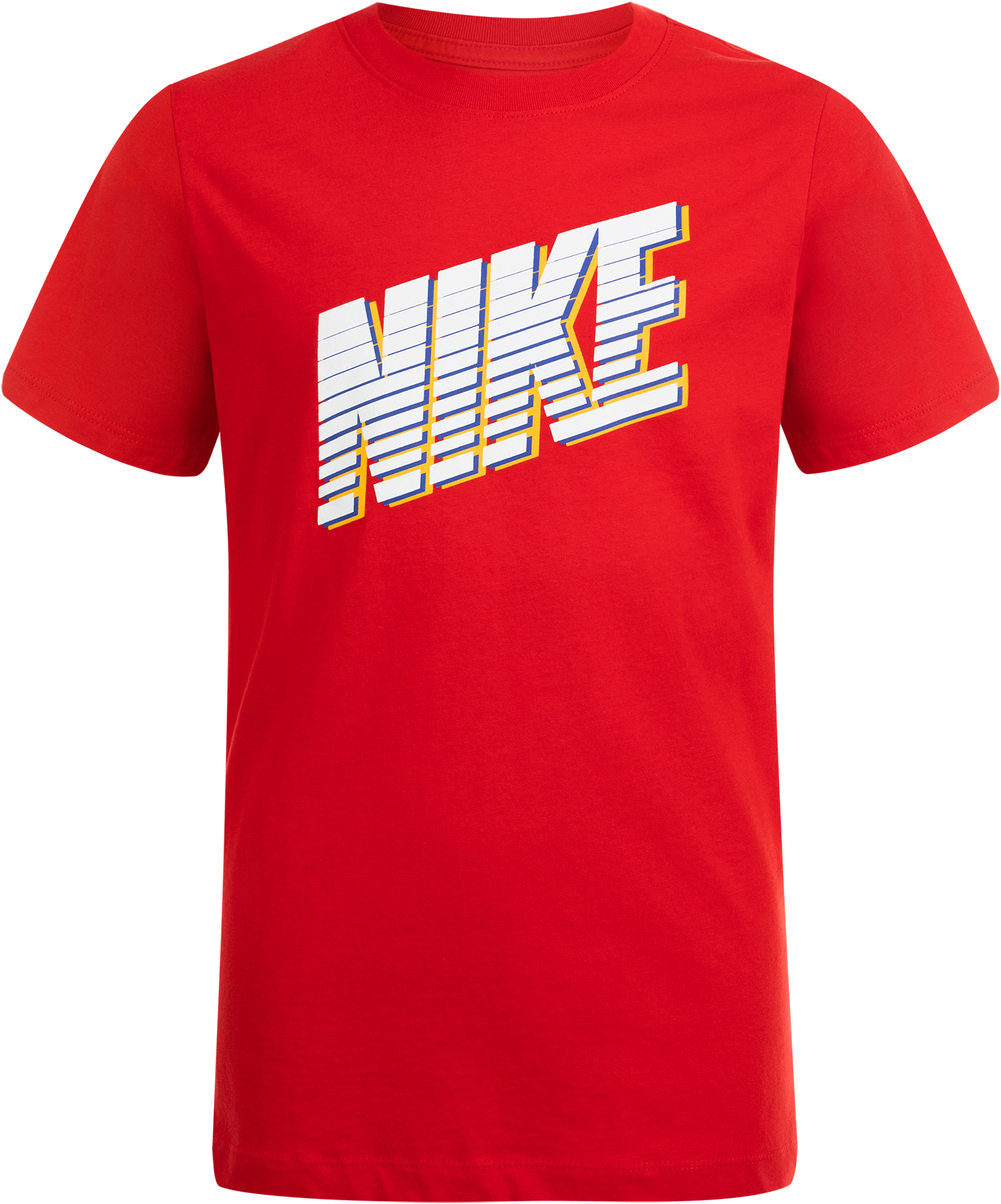 Nike Футболка для мальчиков Nike Sportswear, размер 147-158 nike футболка для мальчиков nike geo basketball