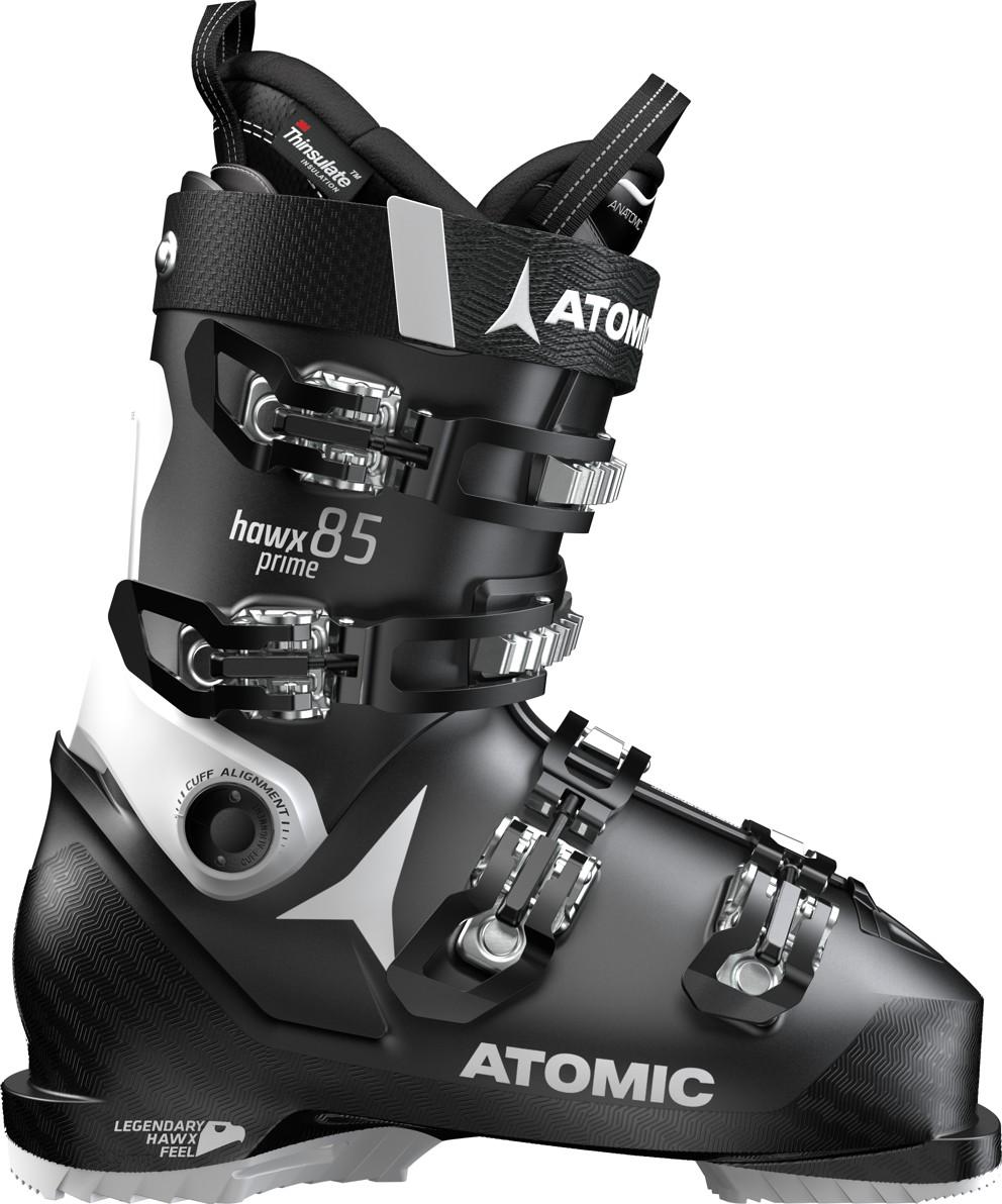 Atomic Ботинки горнолыжные женские Atomic HAWX PRIME 85 W, размер 26 см atomic ботинки горнолыжные atomic live fit 100 размер 46