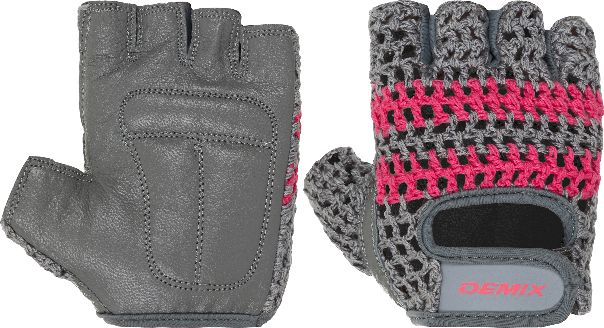 Demix Перчатки для фитнеса Demix, размер XS