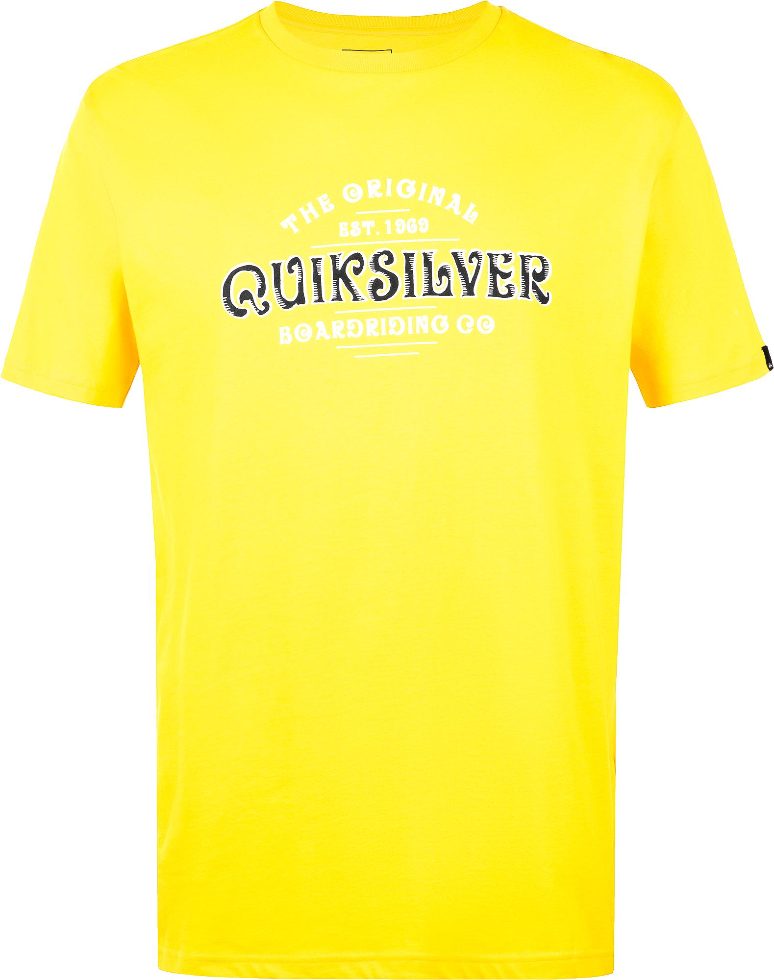 Quiksilver Футболка мужская Quiksilver Flaxton, размер 46-48