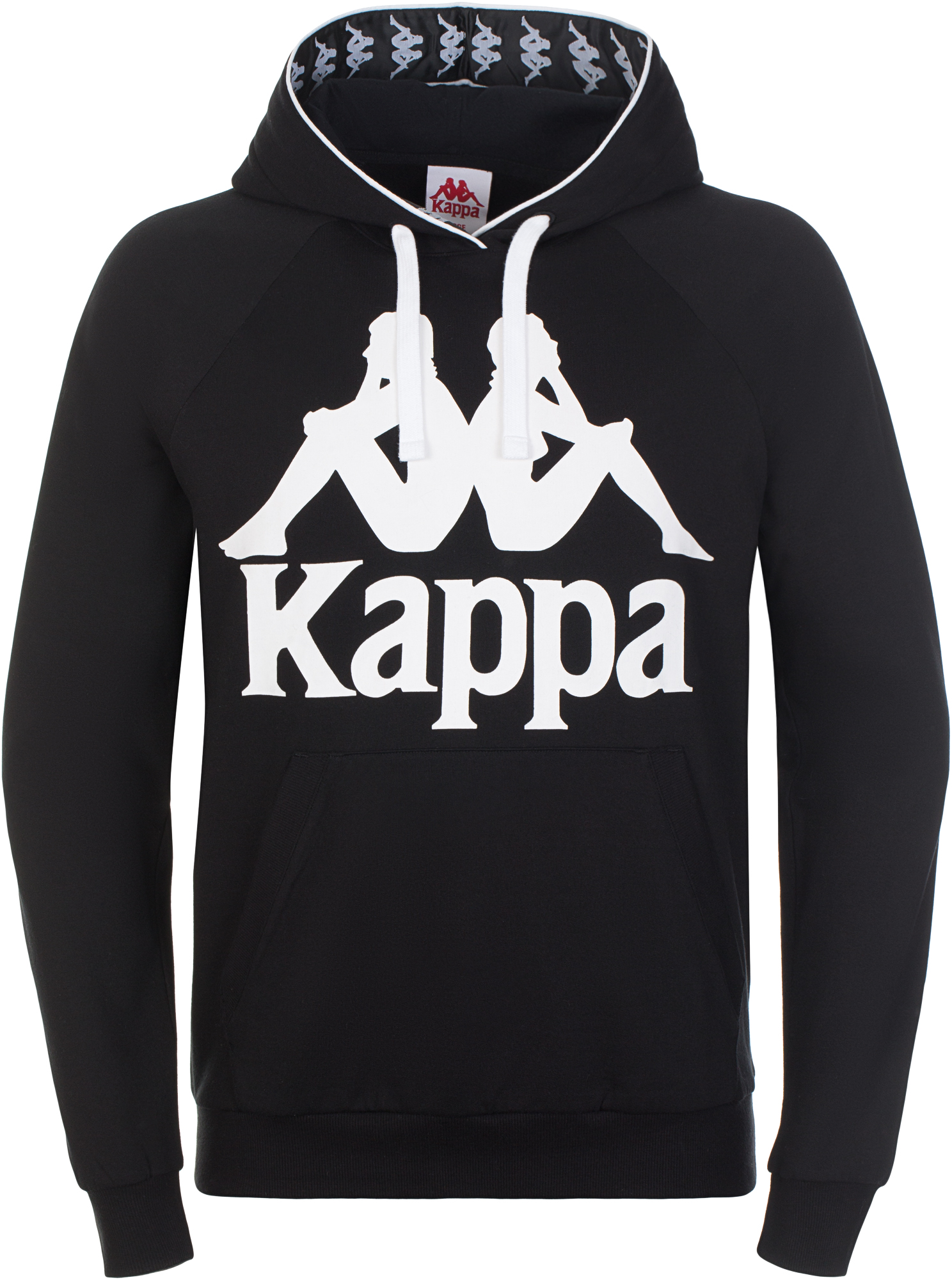 Kappa Худи мужская Kappa, размер 52