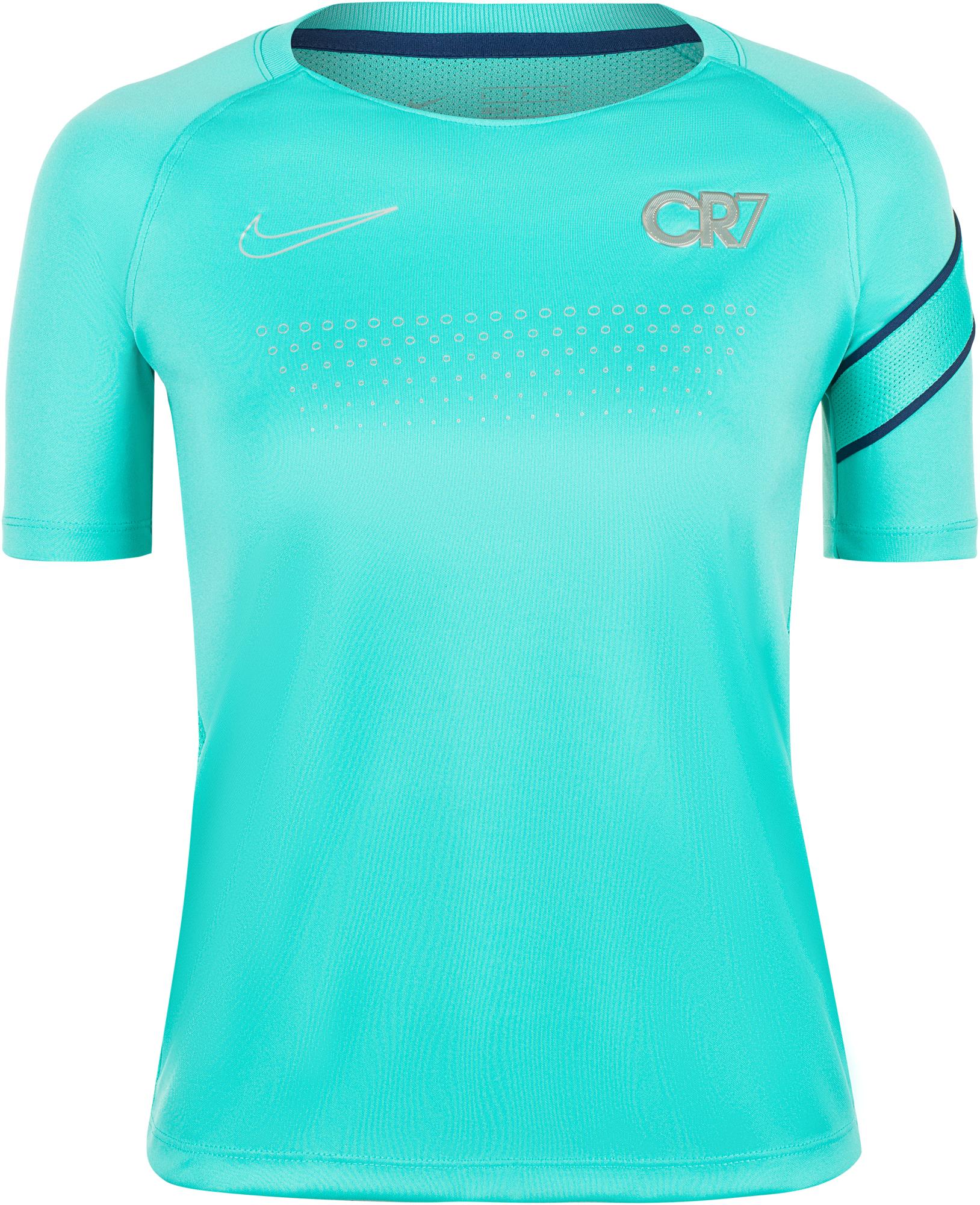 Фото - Nike Футболка для мальчиков Nike CR7 Dry, размер 128-137 nike футболка для мальчиков nike dri fit размер 128 137