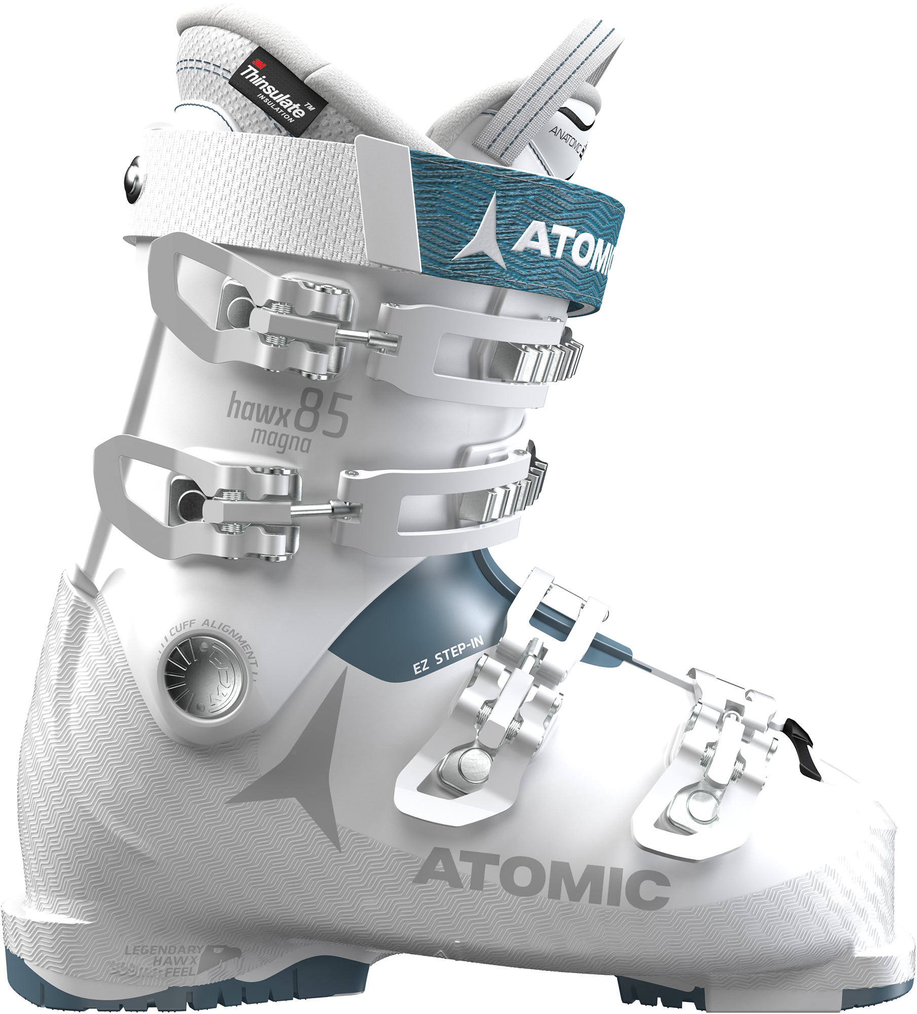 лучшая цена Atomic Ботинки горнолыжные женские Atomic Hawx Magna 85 W, размер 41,5