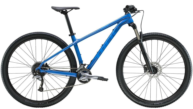 Trek Велосипед горный Trek X-Caliber 7, размер 161-172 rockbros vintage stainless steel bicycle bell