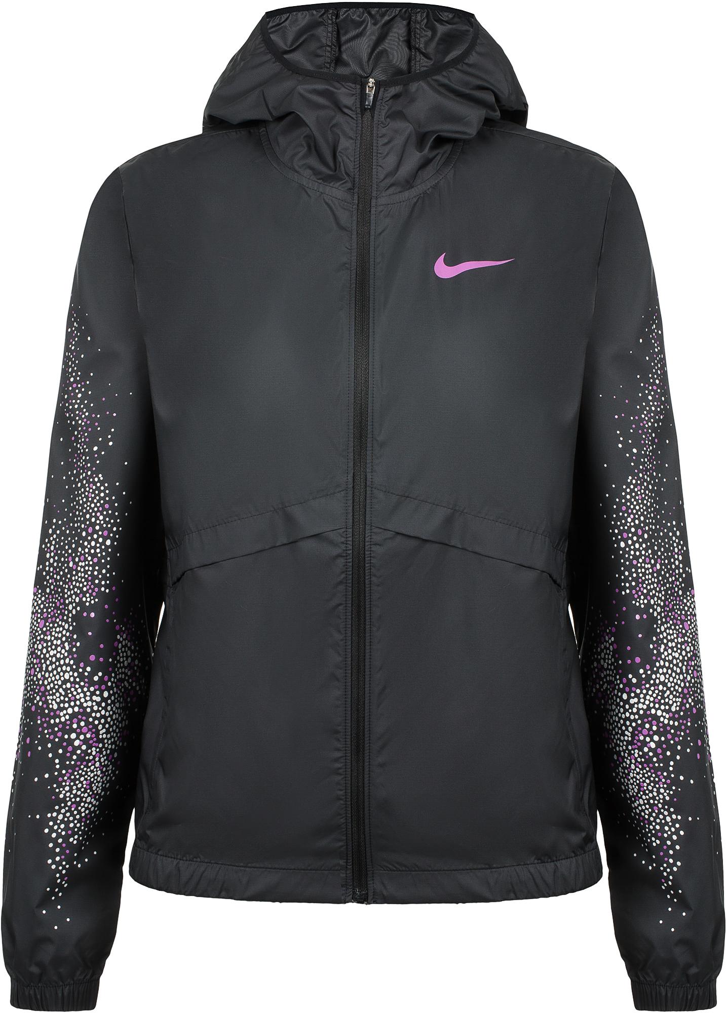 цена Nike Ветровка женская Nike Essential, размер 48-50 онлайн в 2017 году
