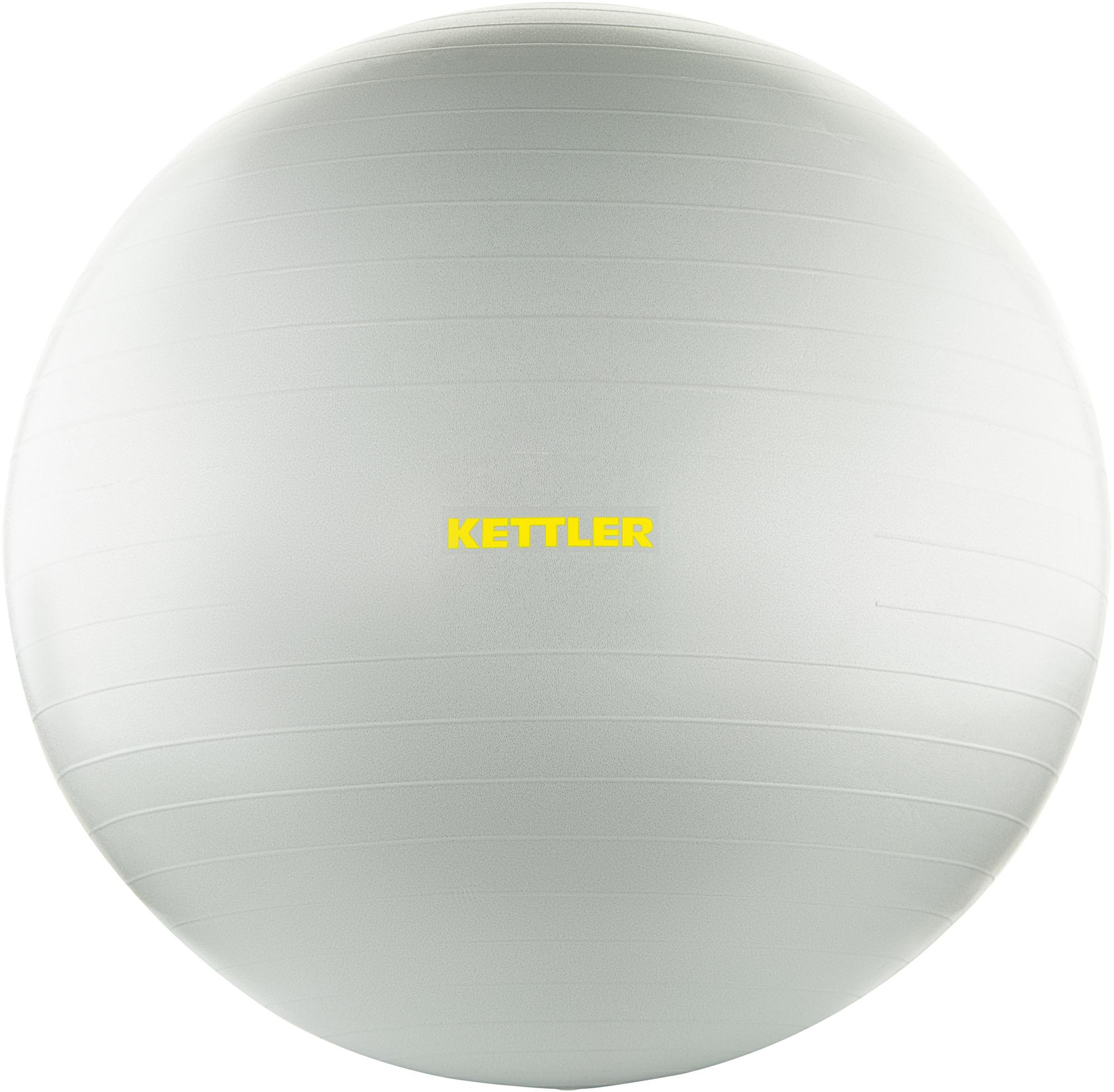 Kettler Мяч гимнастический Kettler, 65 см ролик для пресса kettler цвет голубой 29 х 18 см