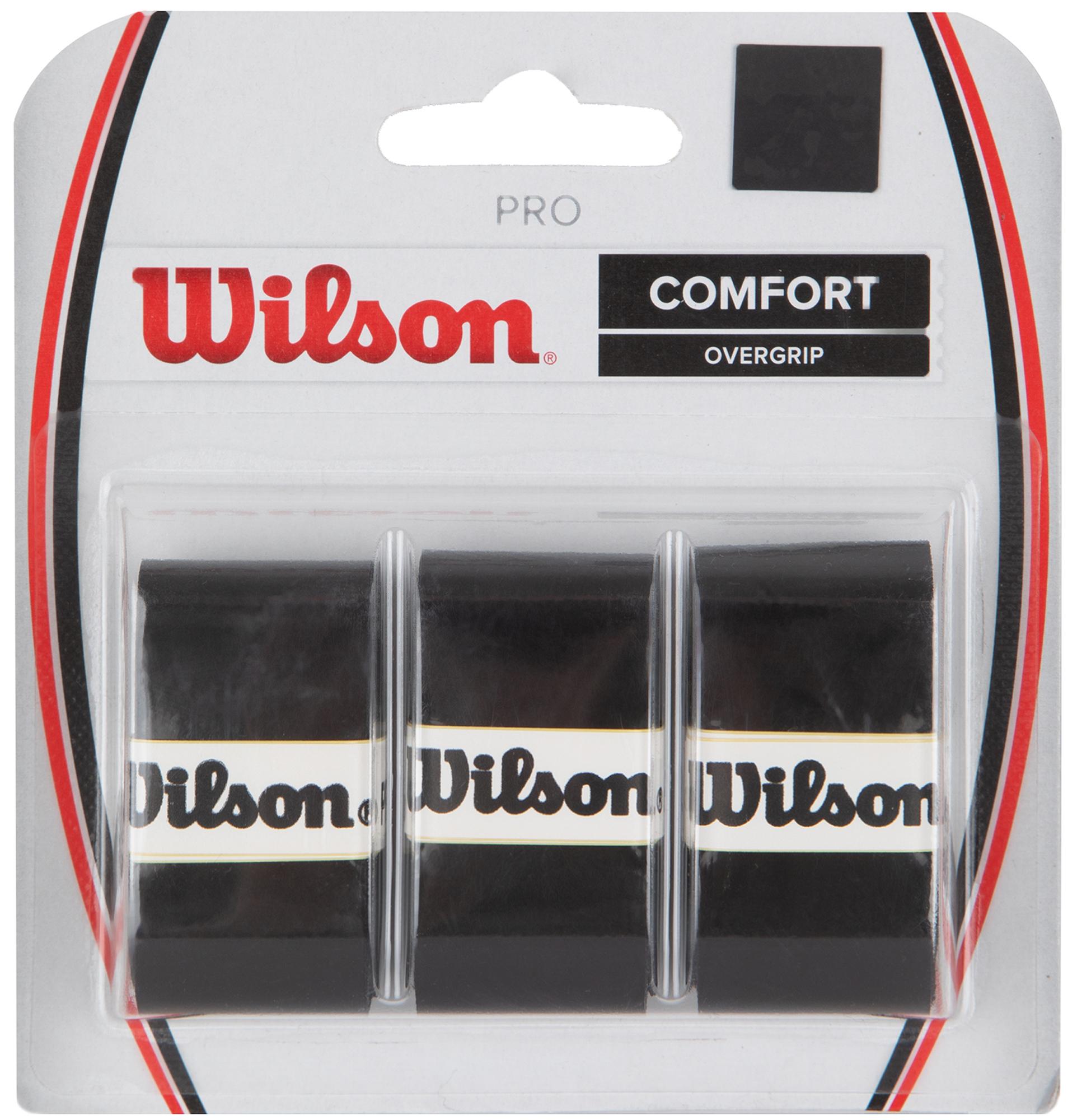 Wilson Намотка верхняя Wilson Pro Overgrip цена и фото