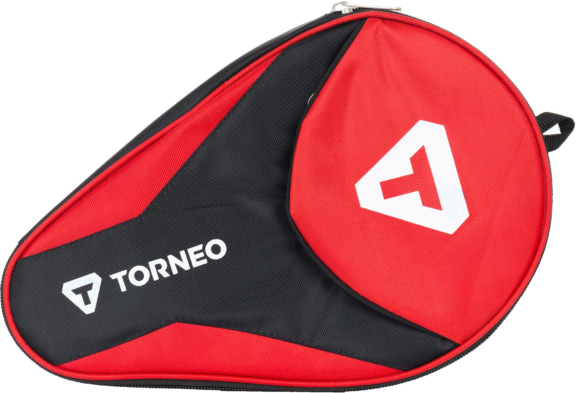 Torneo Чехол для 1 ракетки для настольного тенниса Torneo, размер Без размера