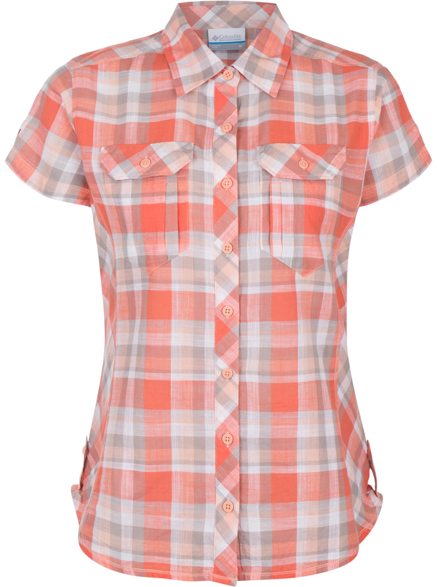 Columbia Рубашка женская Columbia Camp Henry