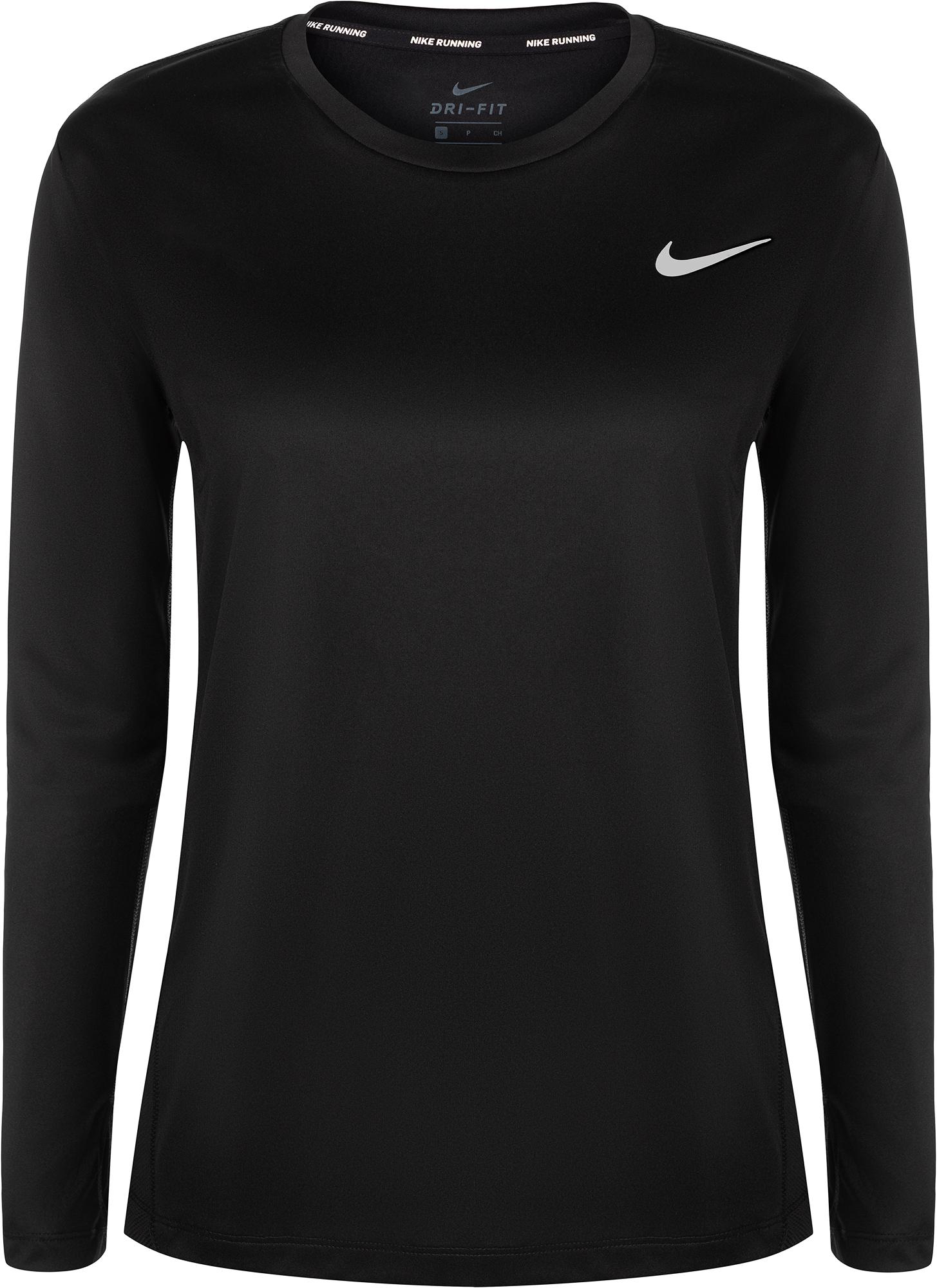 Nike Лонгслив женский Nike Miler, размер 46-48 лонгслив nike nike ni464emhucx8