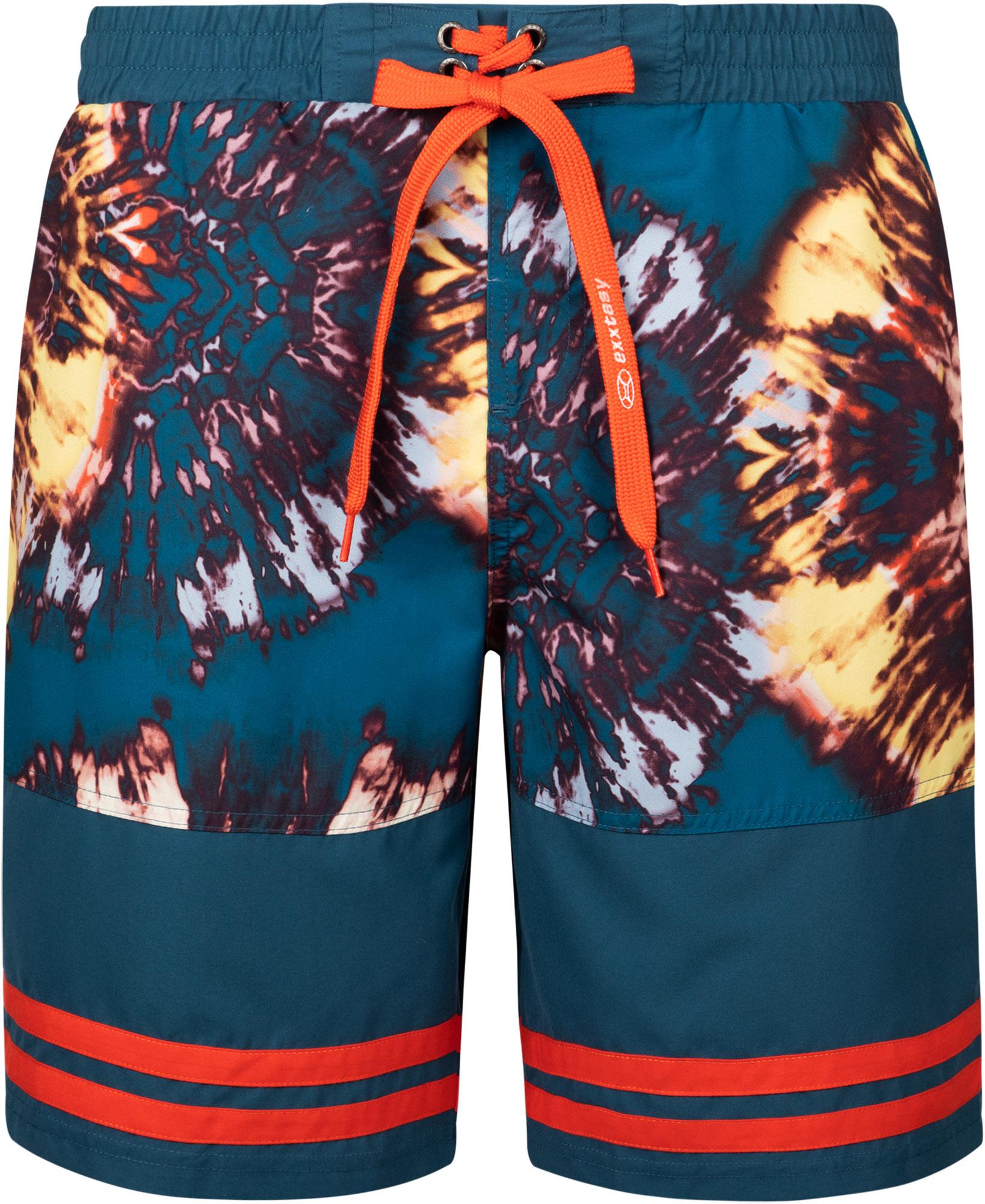 Exxtasy Шорты пляжные мужские Exxtasy Tracy, размер 54-56 шорты пляжные