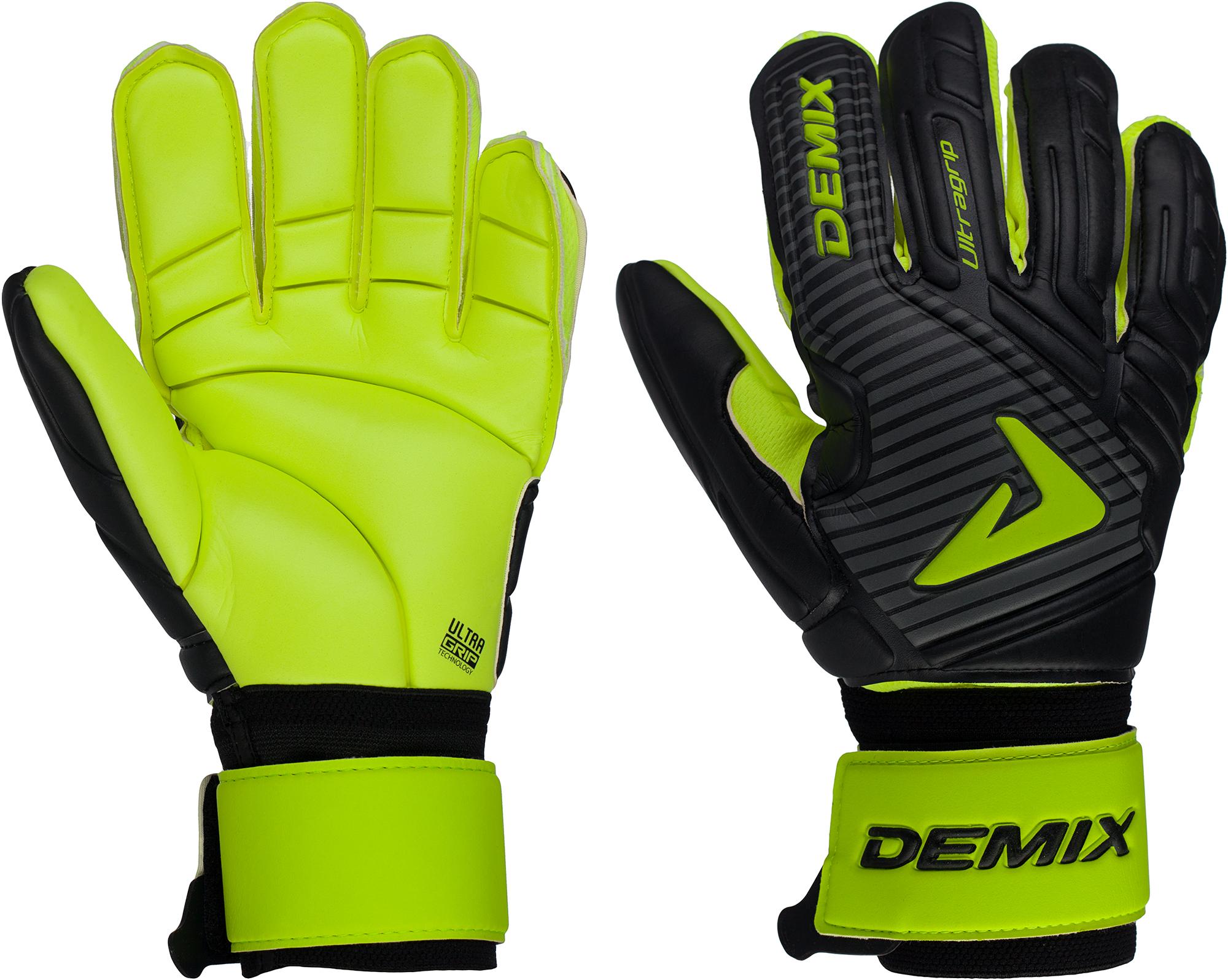 Demix Перчатки вратарские Demix, размер 10 demix перчатки вратарские demix размер 11