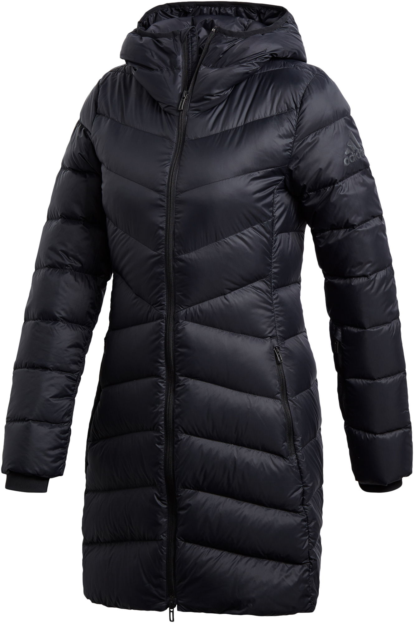 Adidas Куртка пуховая женская Nuvic, размер 52-54