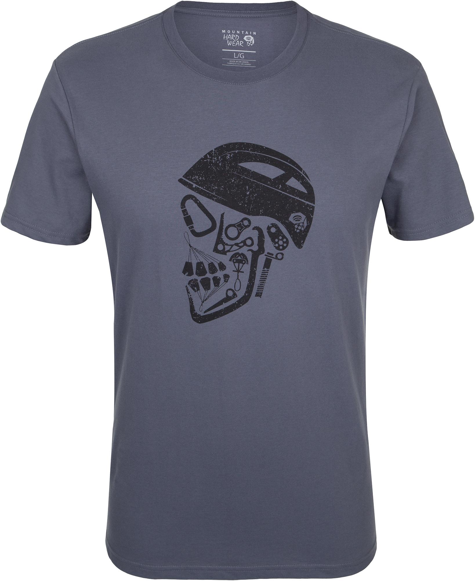 Mountain Hardwear Футболка мужская X-Ray, размер 56
