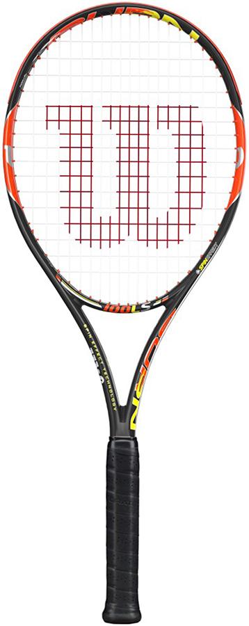 купить Wilson Ракетка для большого тенниса Wilson Burn 100LS недорого