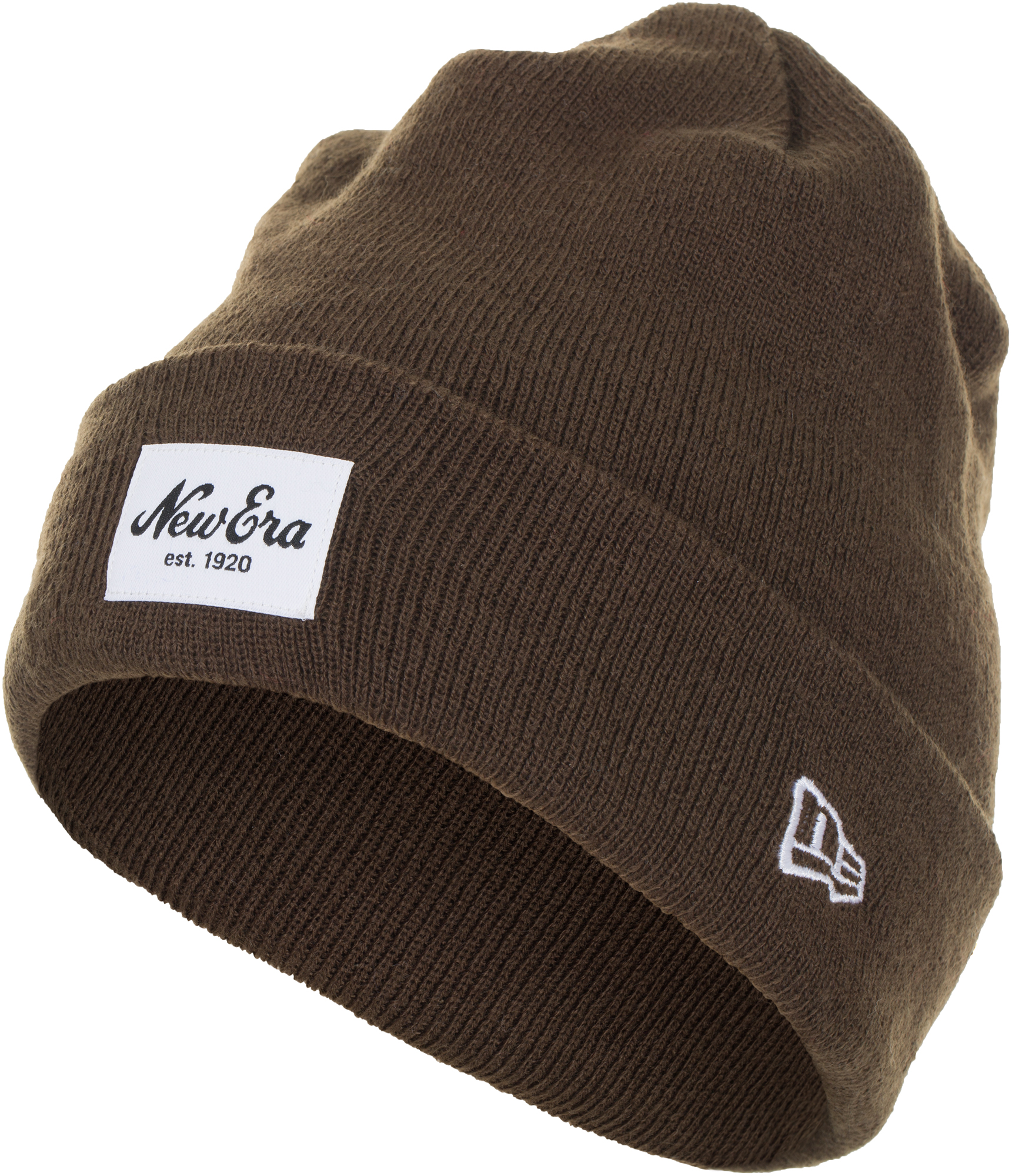 New Era Шапка New Era Lic 847 Ne Patch Knit цена