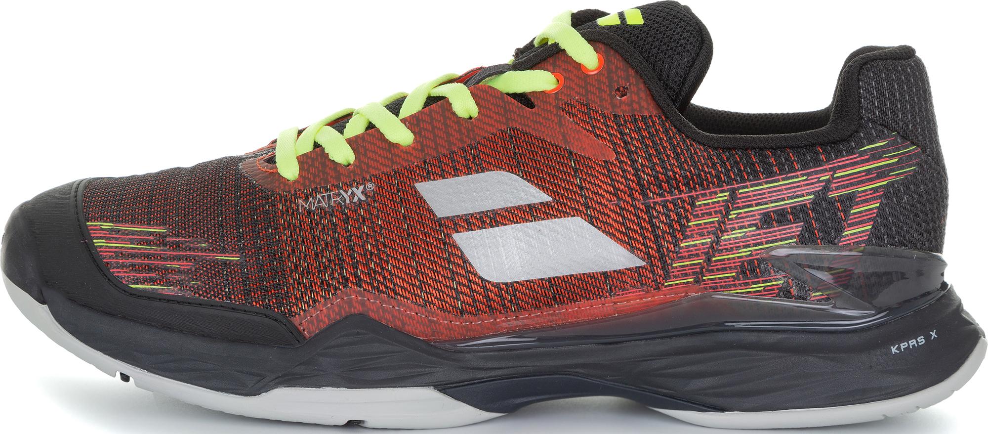 Babolat Кроссовки мужские Babolat Jet Mach II All Court, размер 41,5 кроссовки мужские adidas all court цвет белый bb9926 размер 7 39