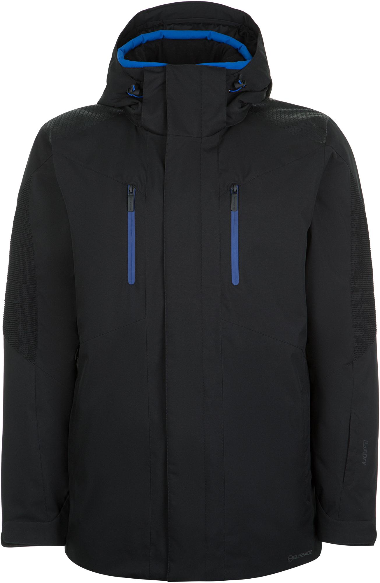 Glissade Куртка утепленная мужская Glissade, размер 46 glissade куртка утепленная мужская glissade размер 56 58
