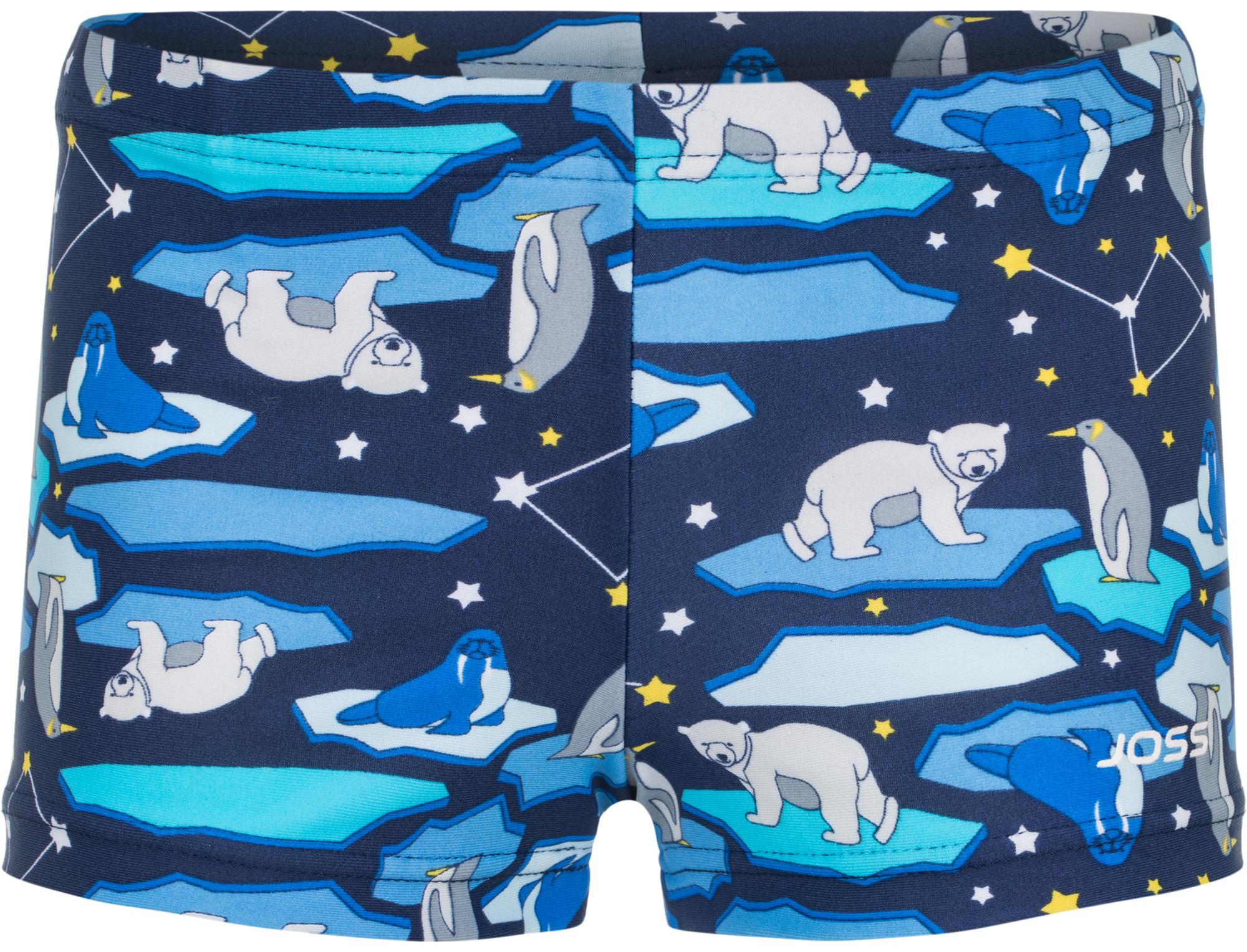 Joss Плавки-шорты для мальчиков Joss панамы детские для мальчиков