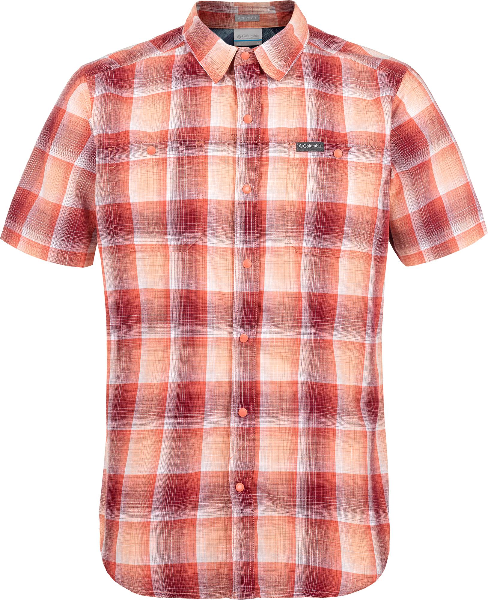 цена на Columbia Рубашка мужская Columbia Leadville Ridge, размер 50-52