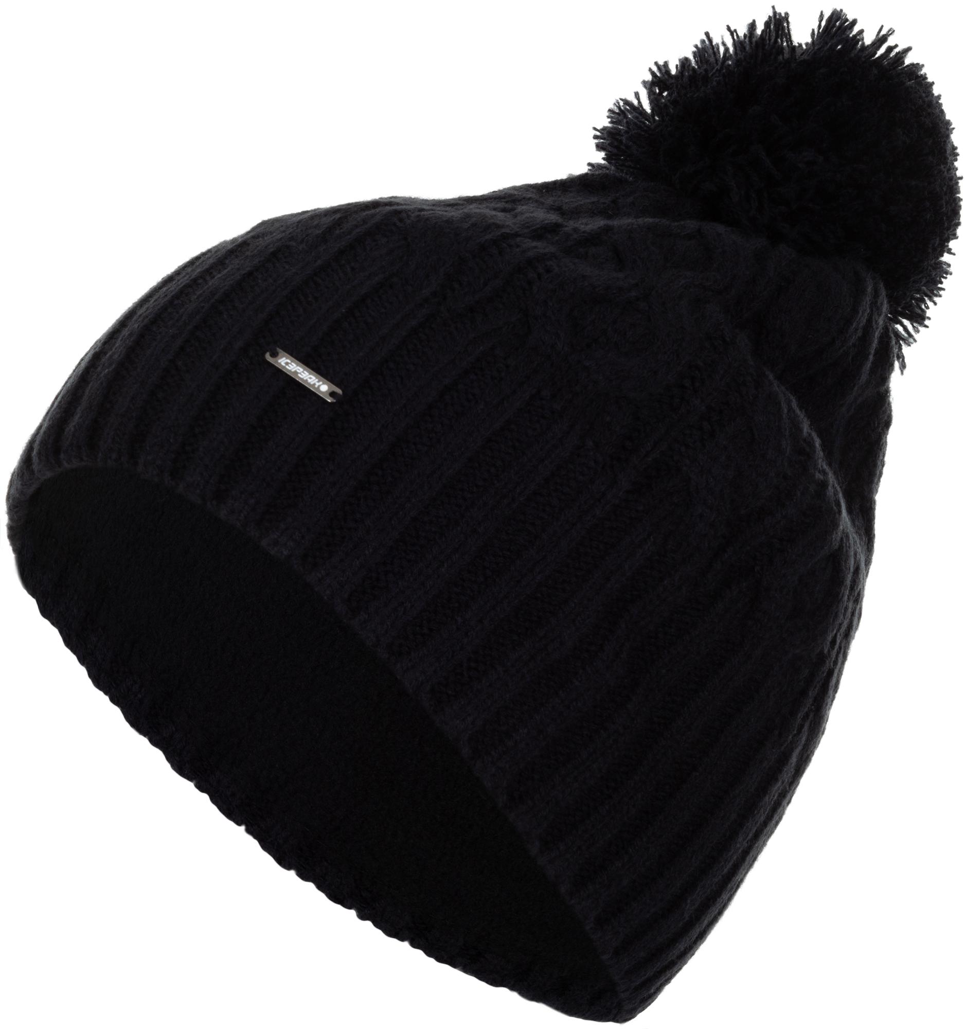 IcePeak Шапка женская IcePeak Idetta, размер Без размера icepeak шапка мужская icepeak iolo размер без размера