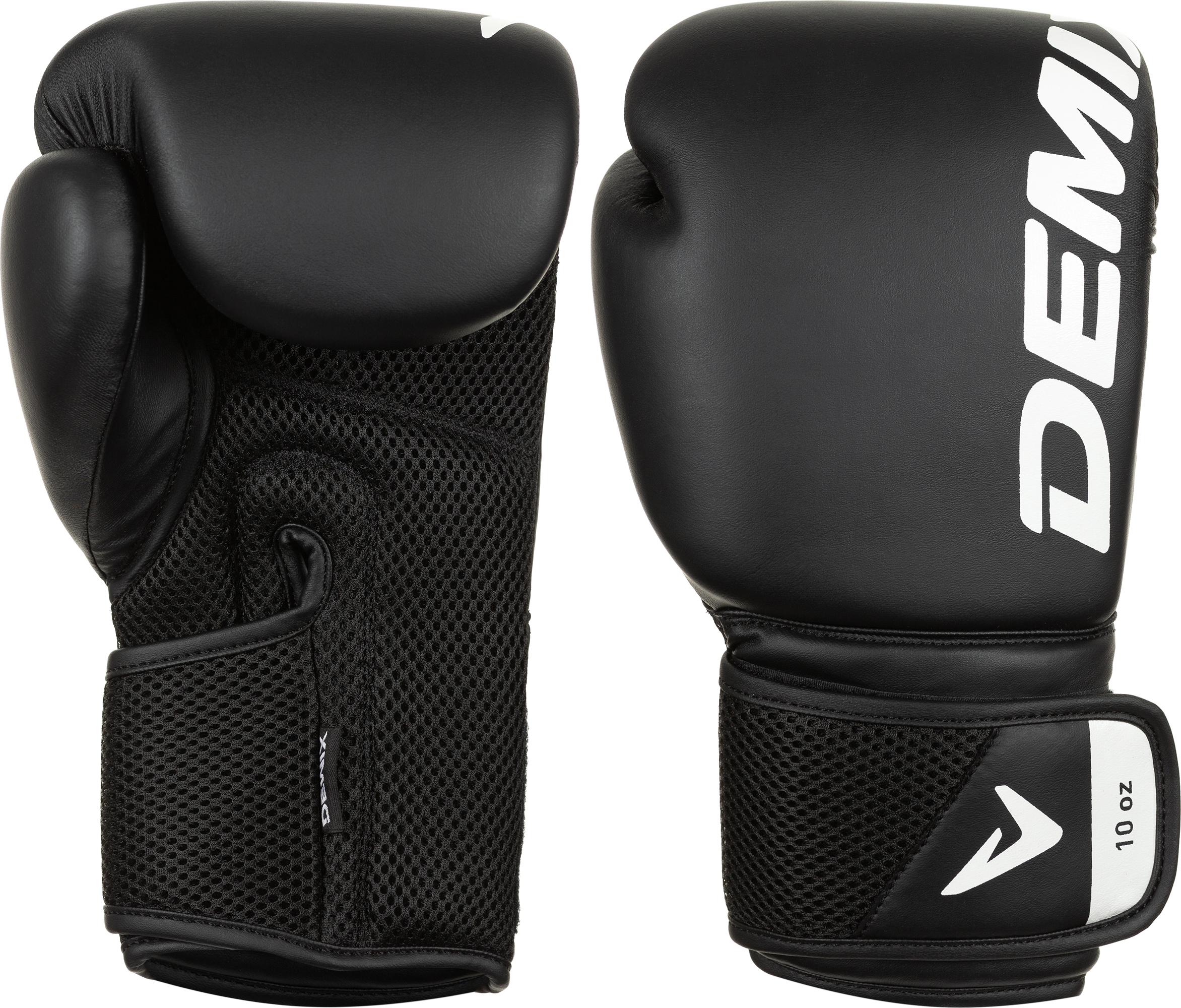 Demix Перчатки боксерские Demix, размер 12 oz цена