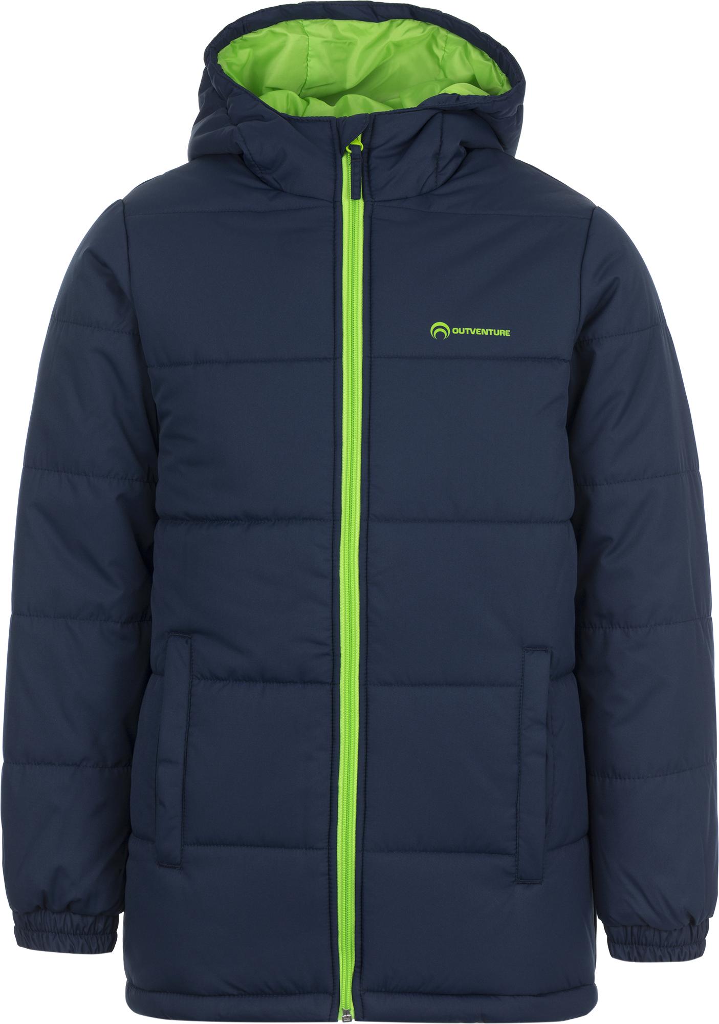 Outventure Куртка утепленная для мальчиков Outventure outventure куртка утепленная для девочек outventure