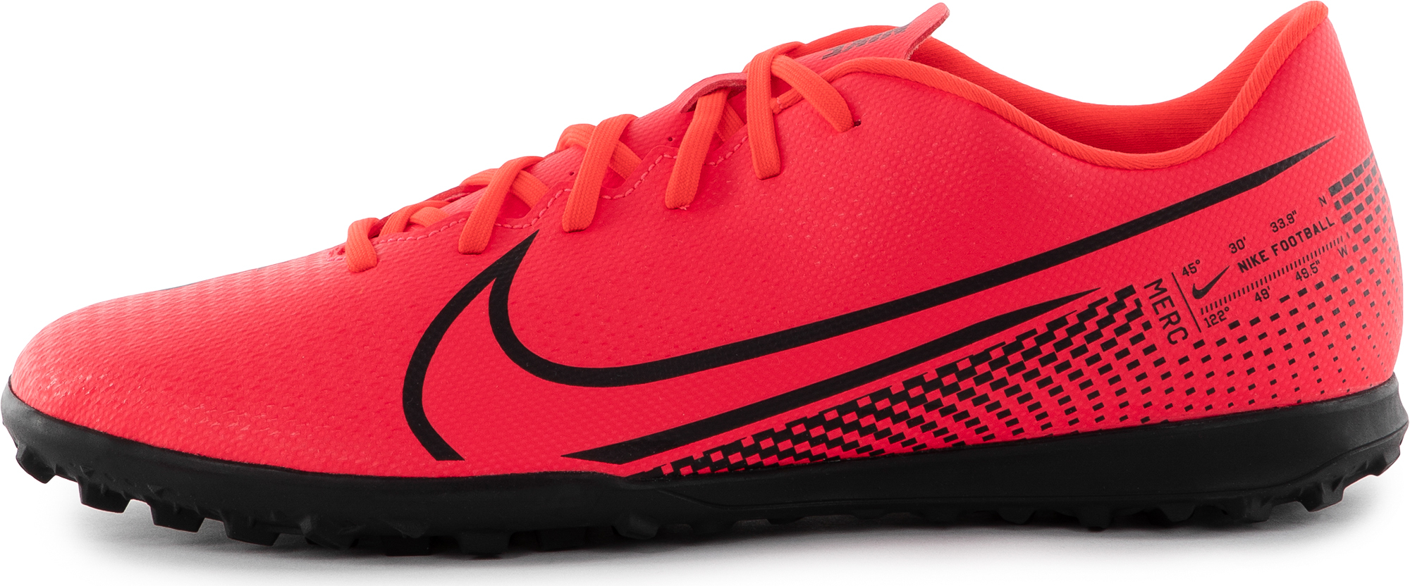 Nike Бутсы мужские Nike Mercurial Vapor 13 Club TF, размер 41.5 рюкзак nike vapor energy ba5538 011