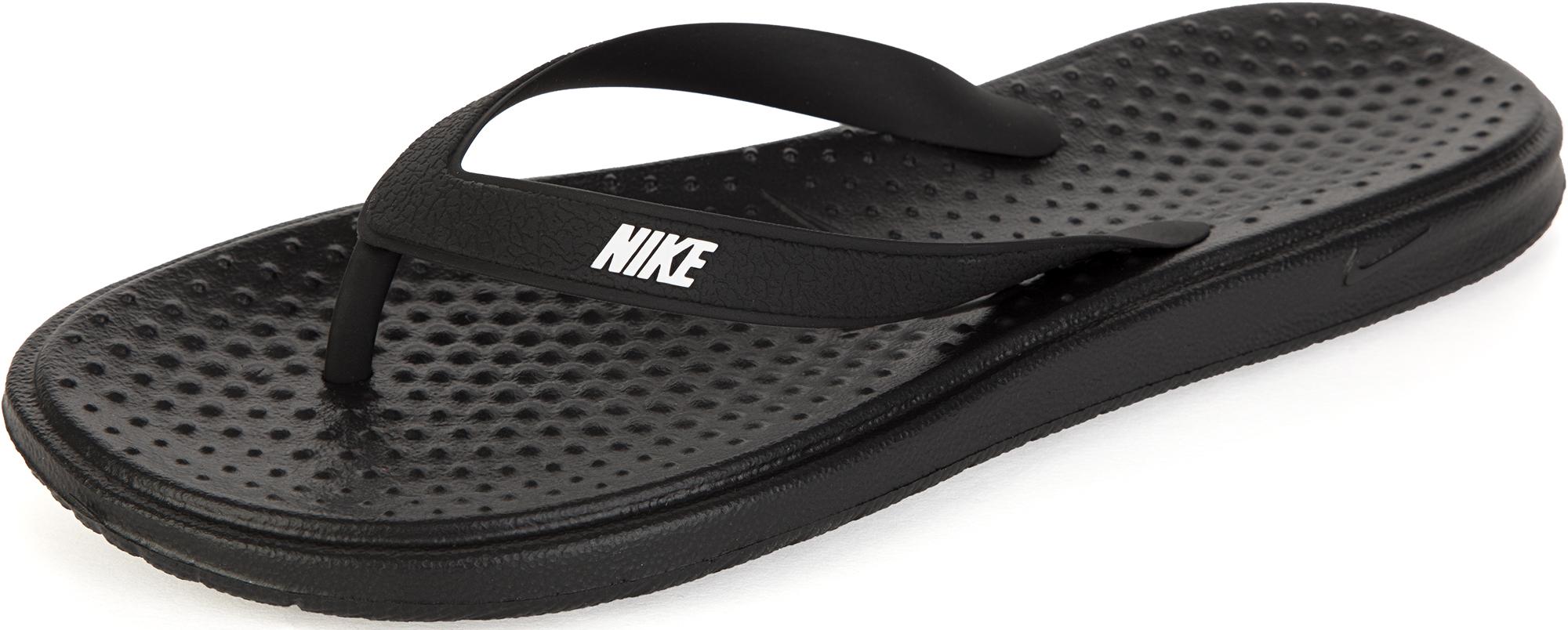 Nike Шлепанцы для мальчиков Nike Solay Thong, размер 32,5