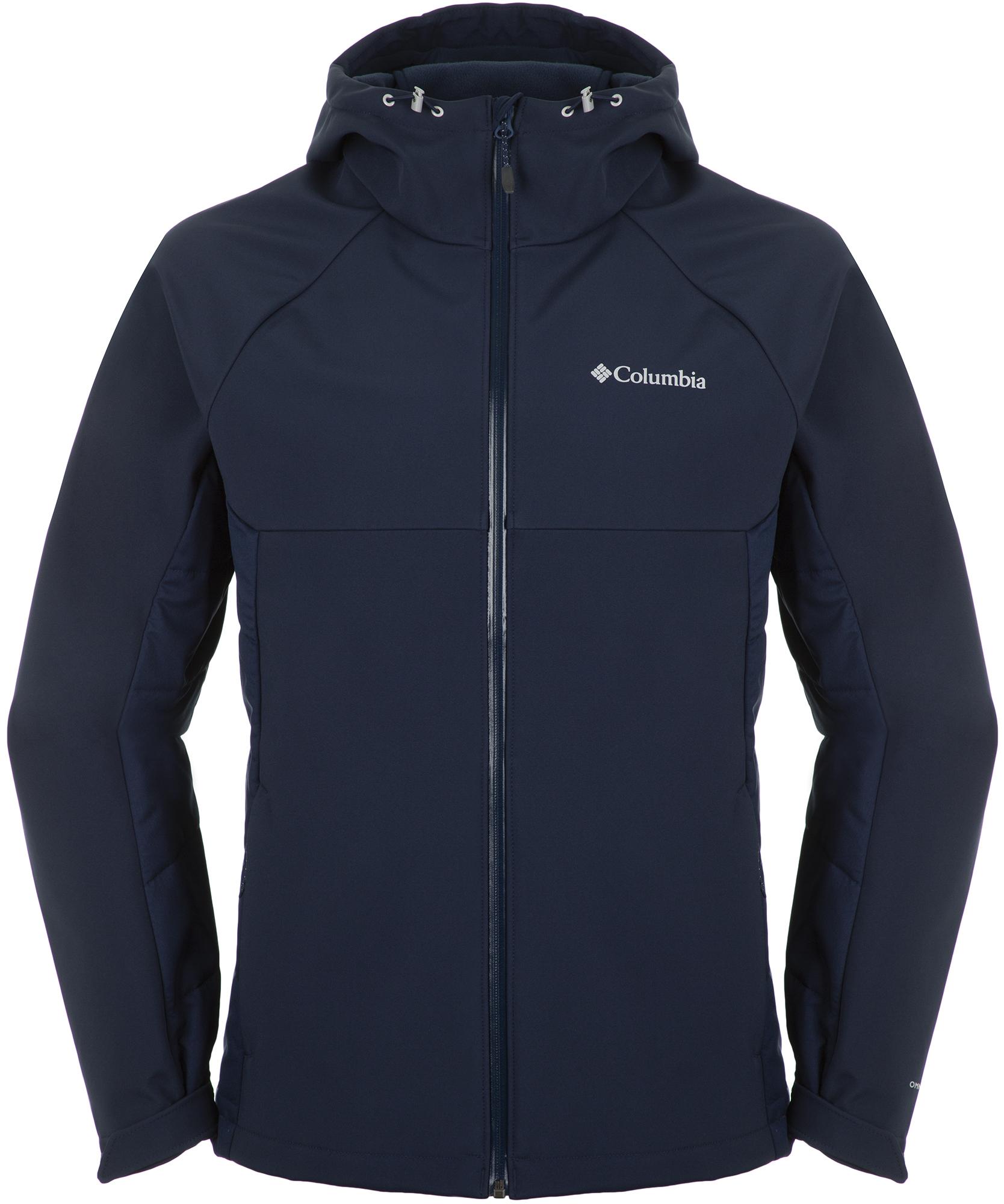 Columbia Куртка утепленная мужская Columbia Baltic Point, размер 56 цена и фото