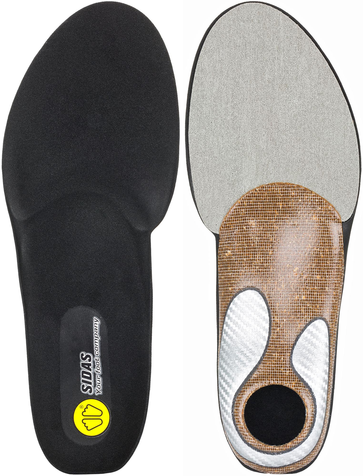 Sidas Стельки Run + Slim для узкой обуви Flash Fit, размер 42-43